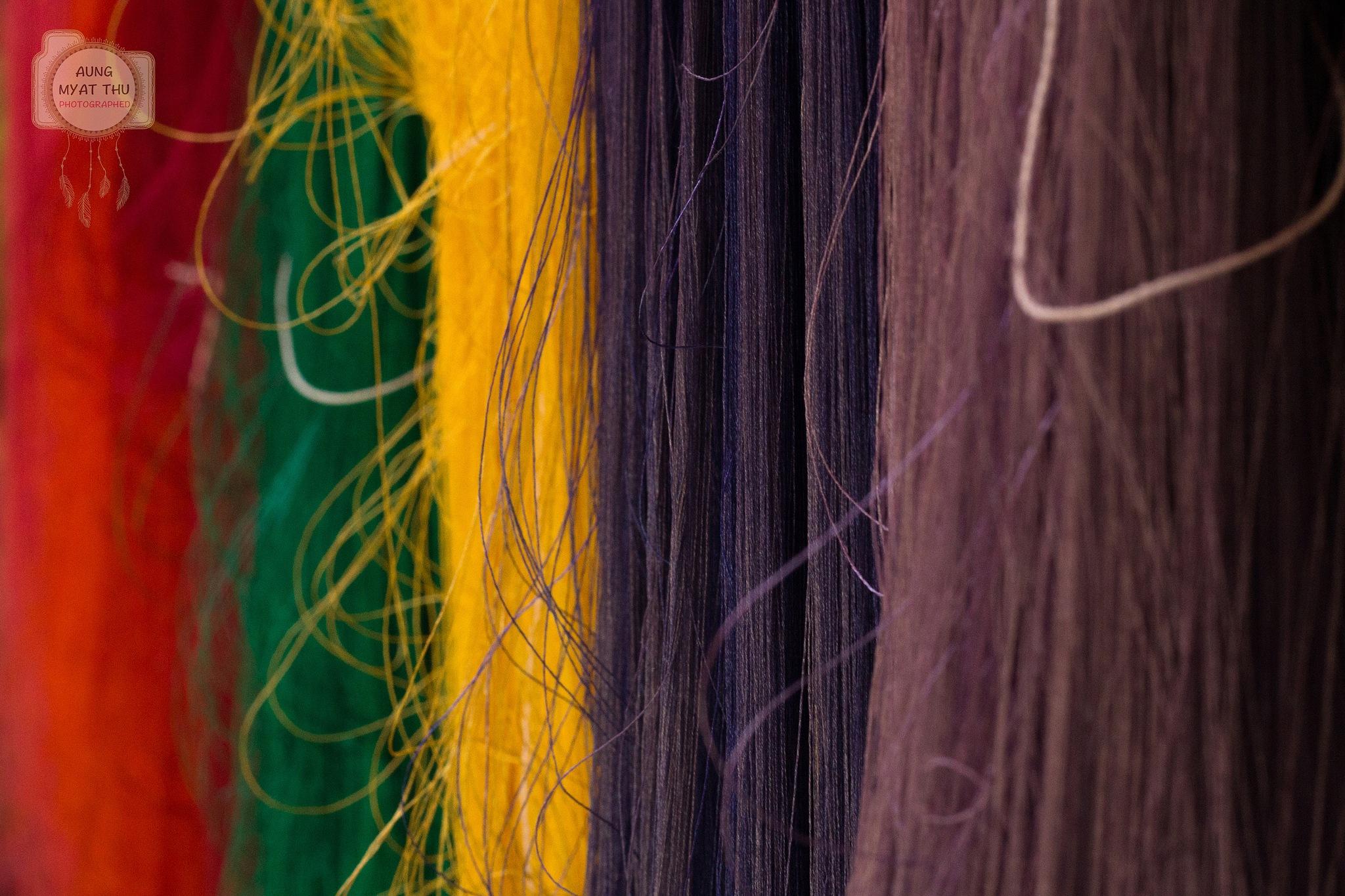 Silk Thread by Aung Myat Thu