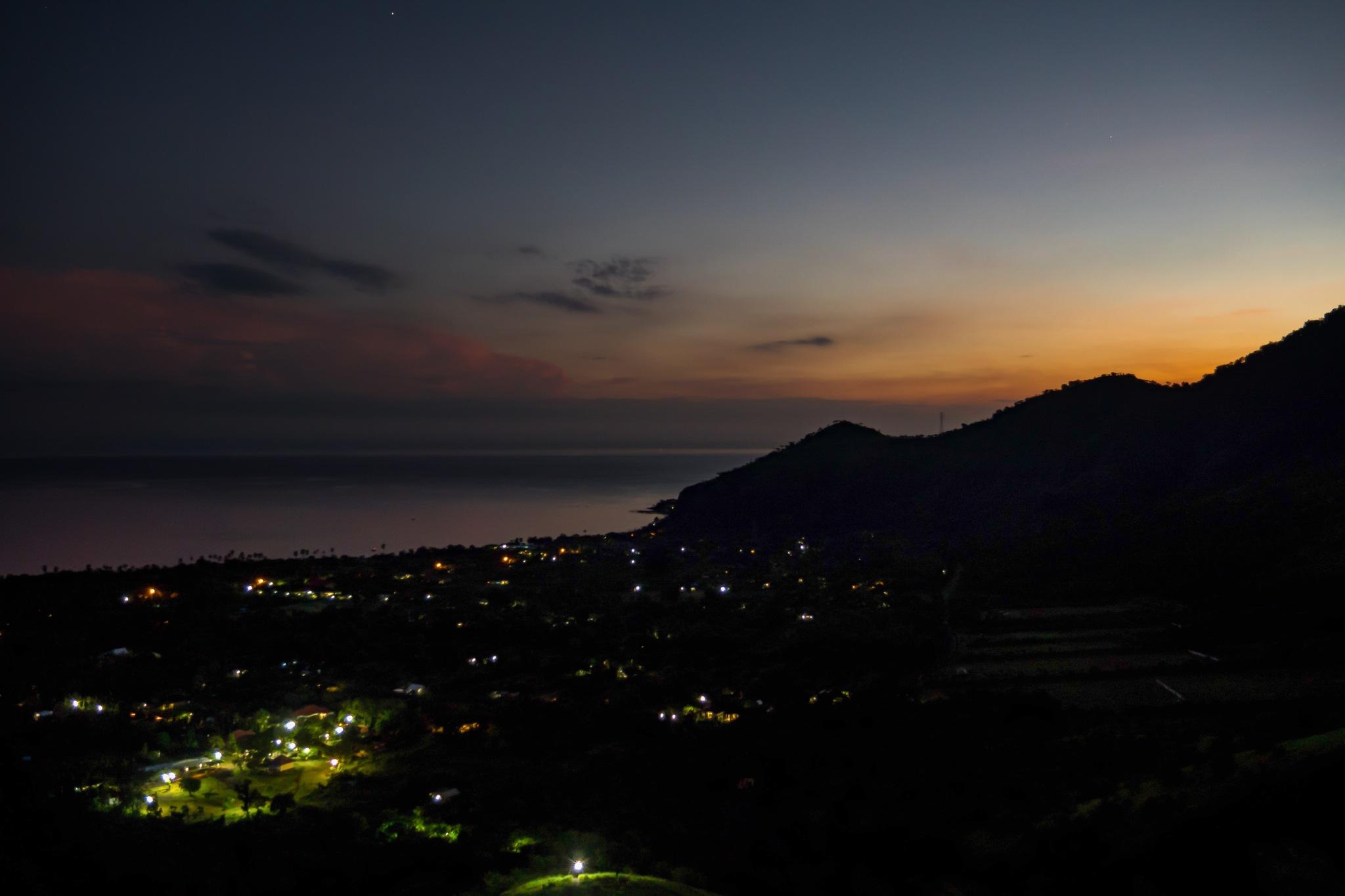 First light by Yoshua Surjo