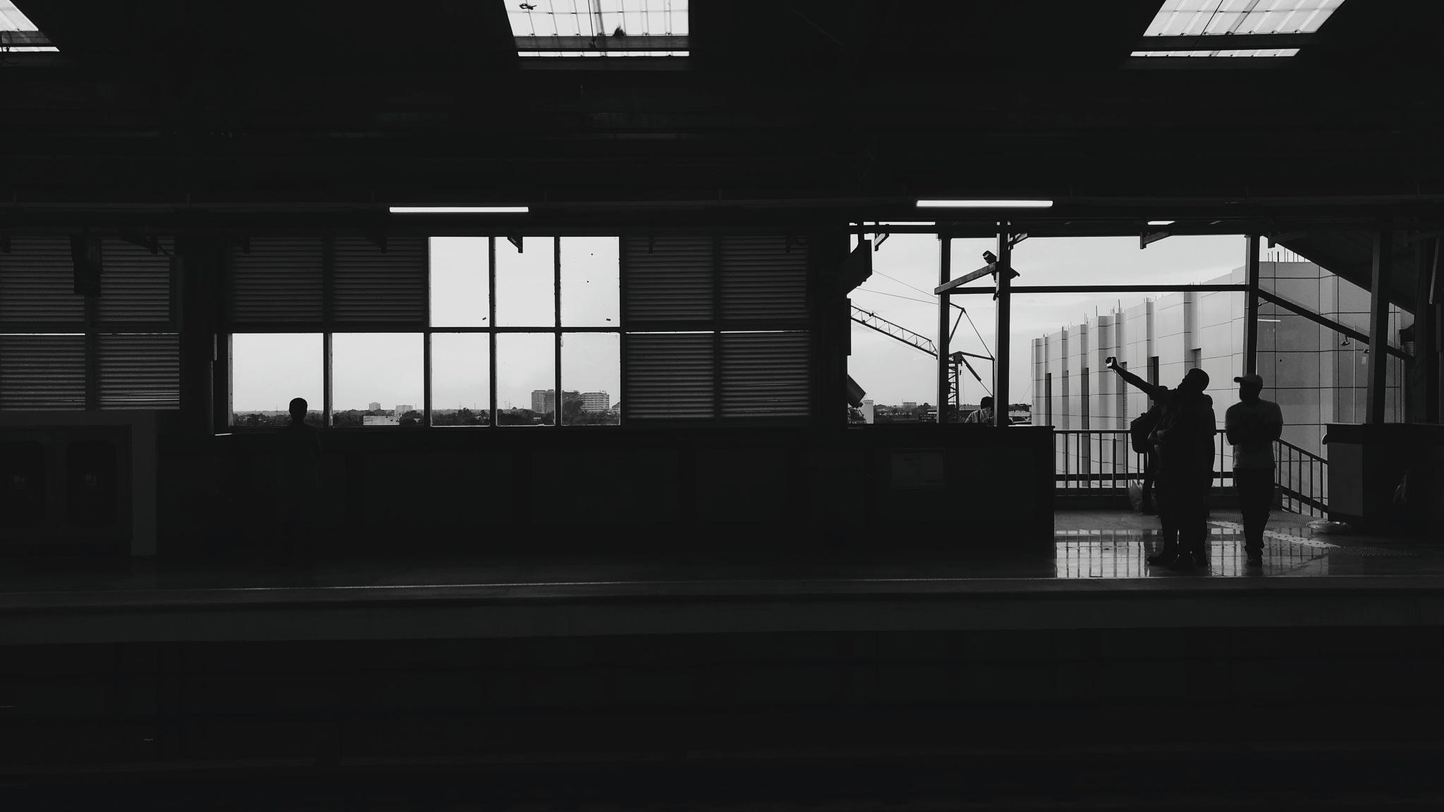 Silhouette by Athul Ak