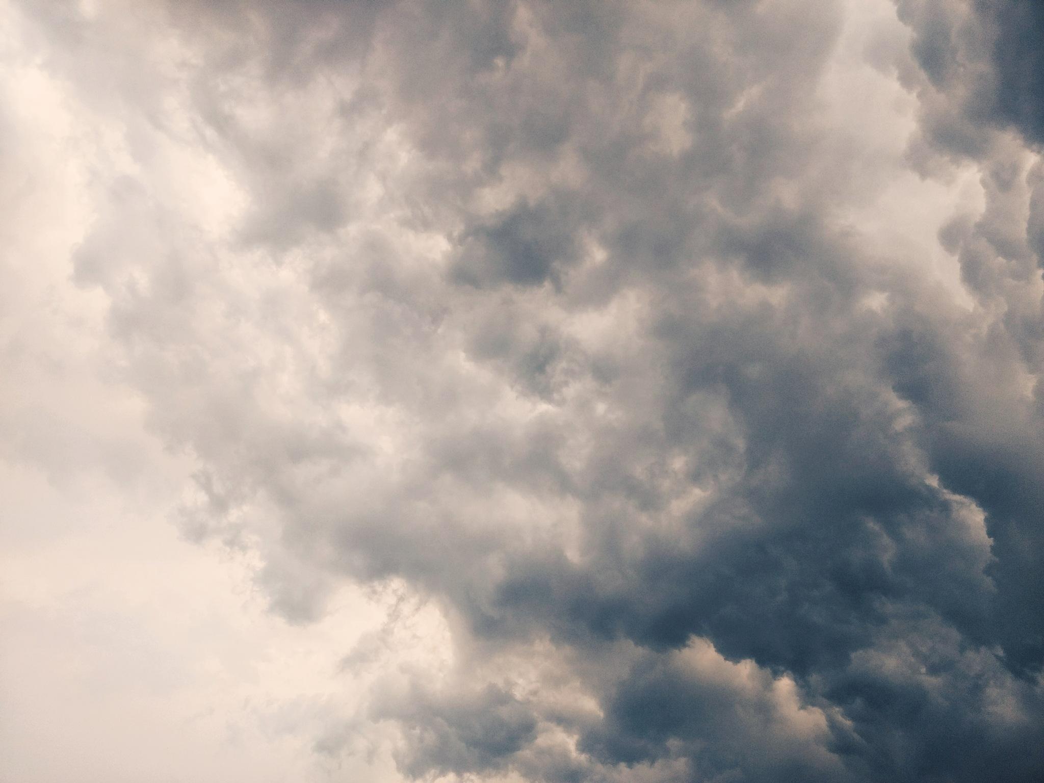 cloud porn by Athul Ak