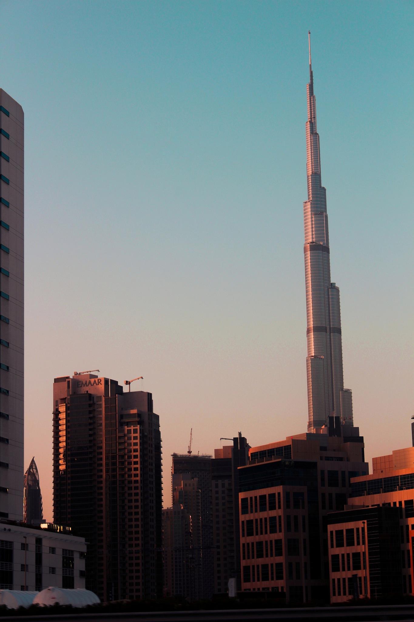 Dubai by Athul Ak