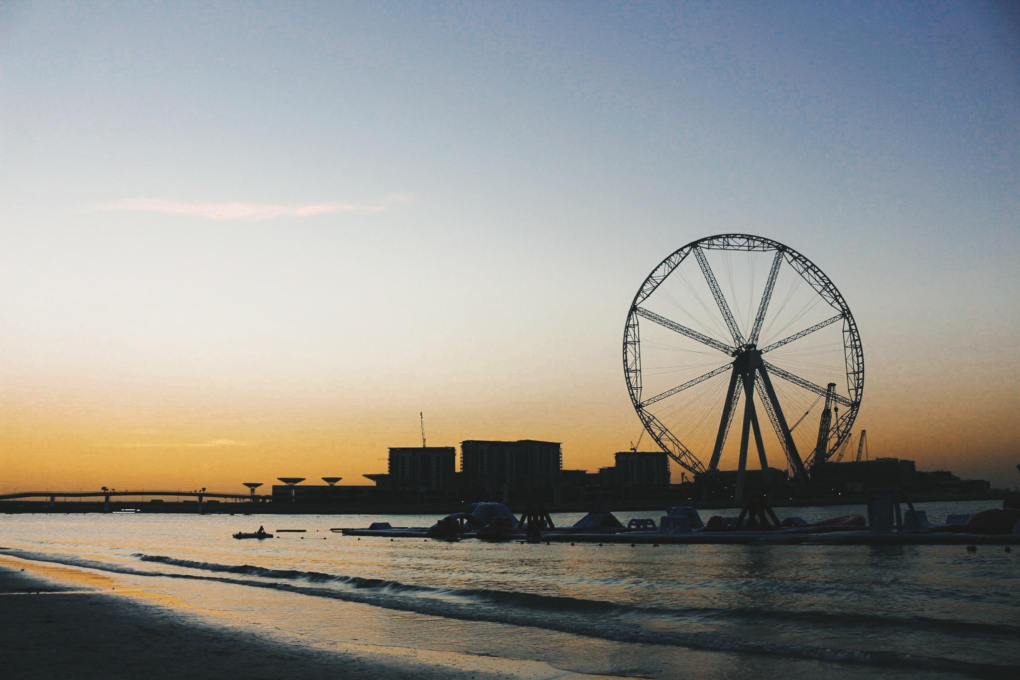Jumeirah Beach by Athul Ak