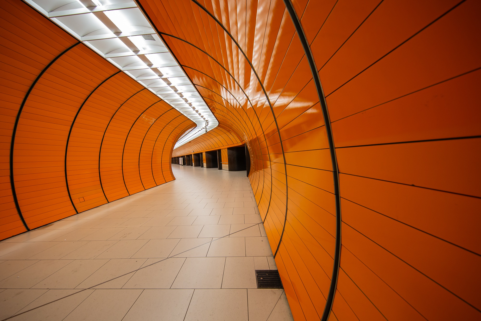 Orange Overkill by Werner Schwehm