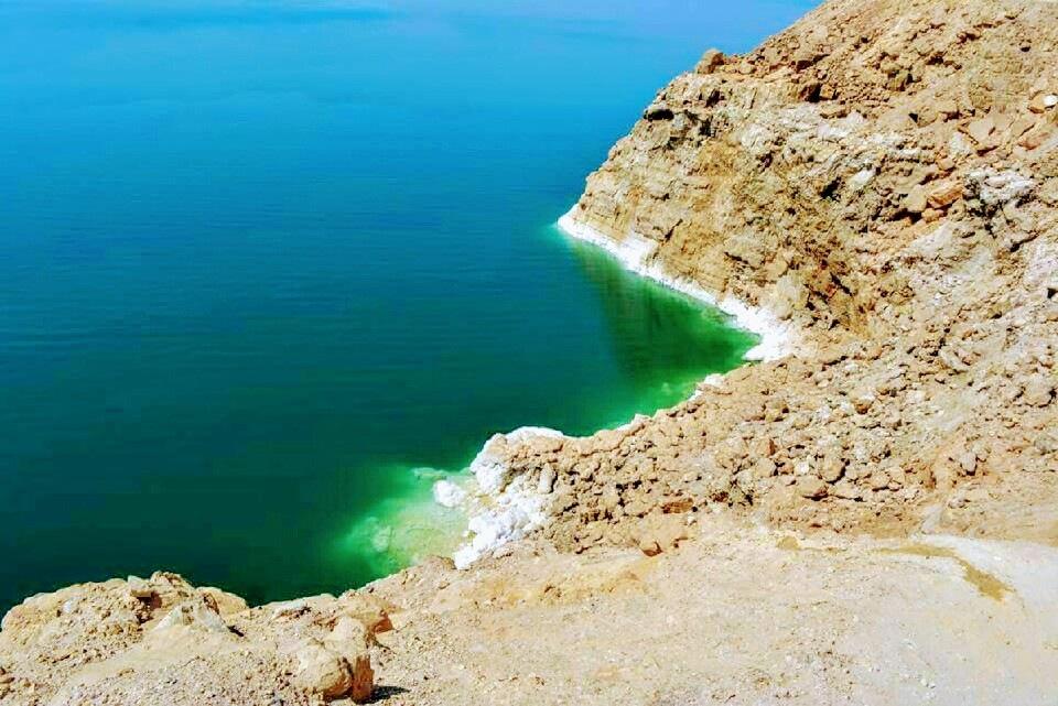 Dead sea, Jordan by Nouha Turki