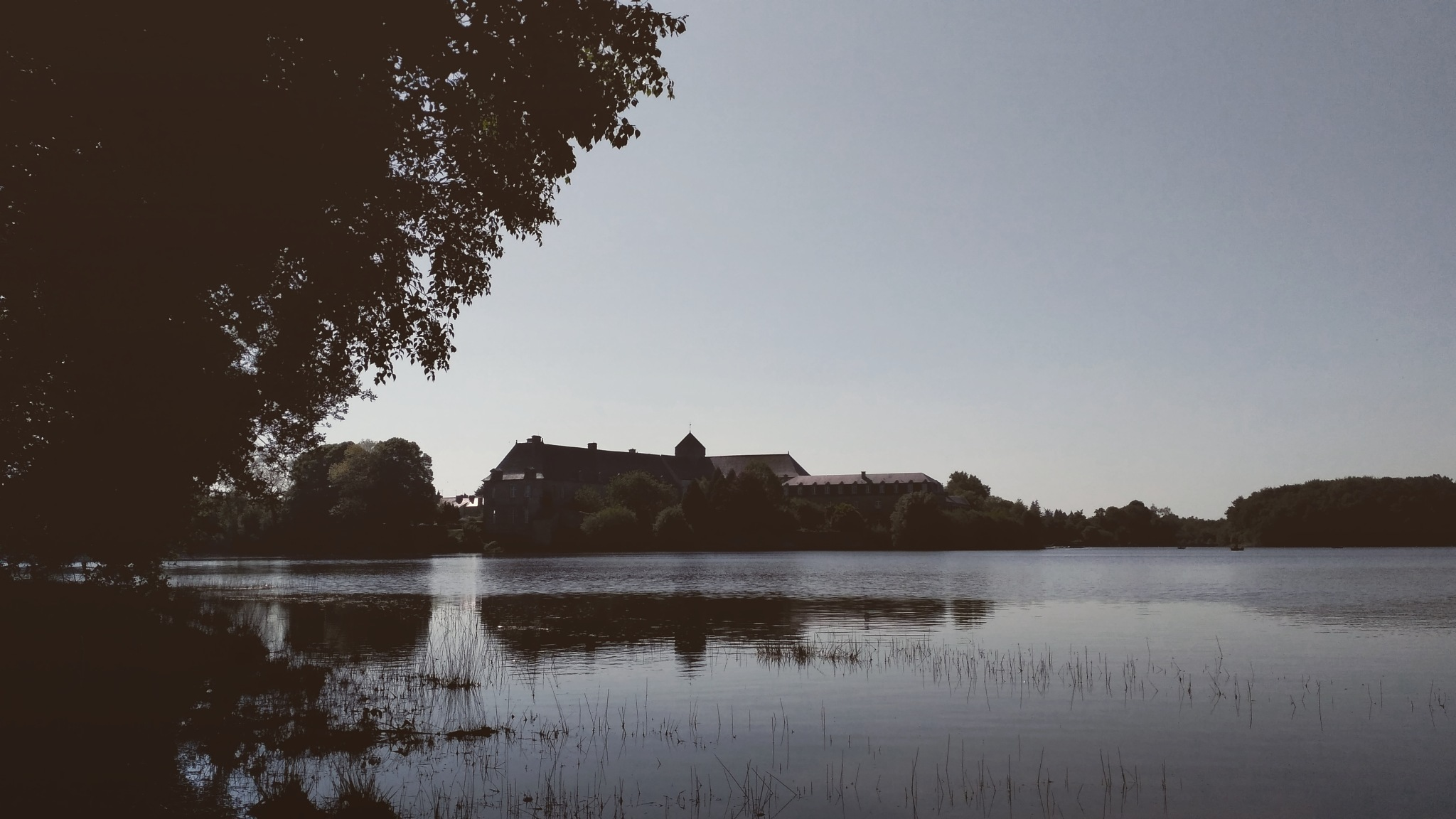Reflection blue by Alex.SkyHunter