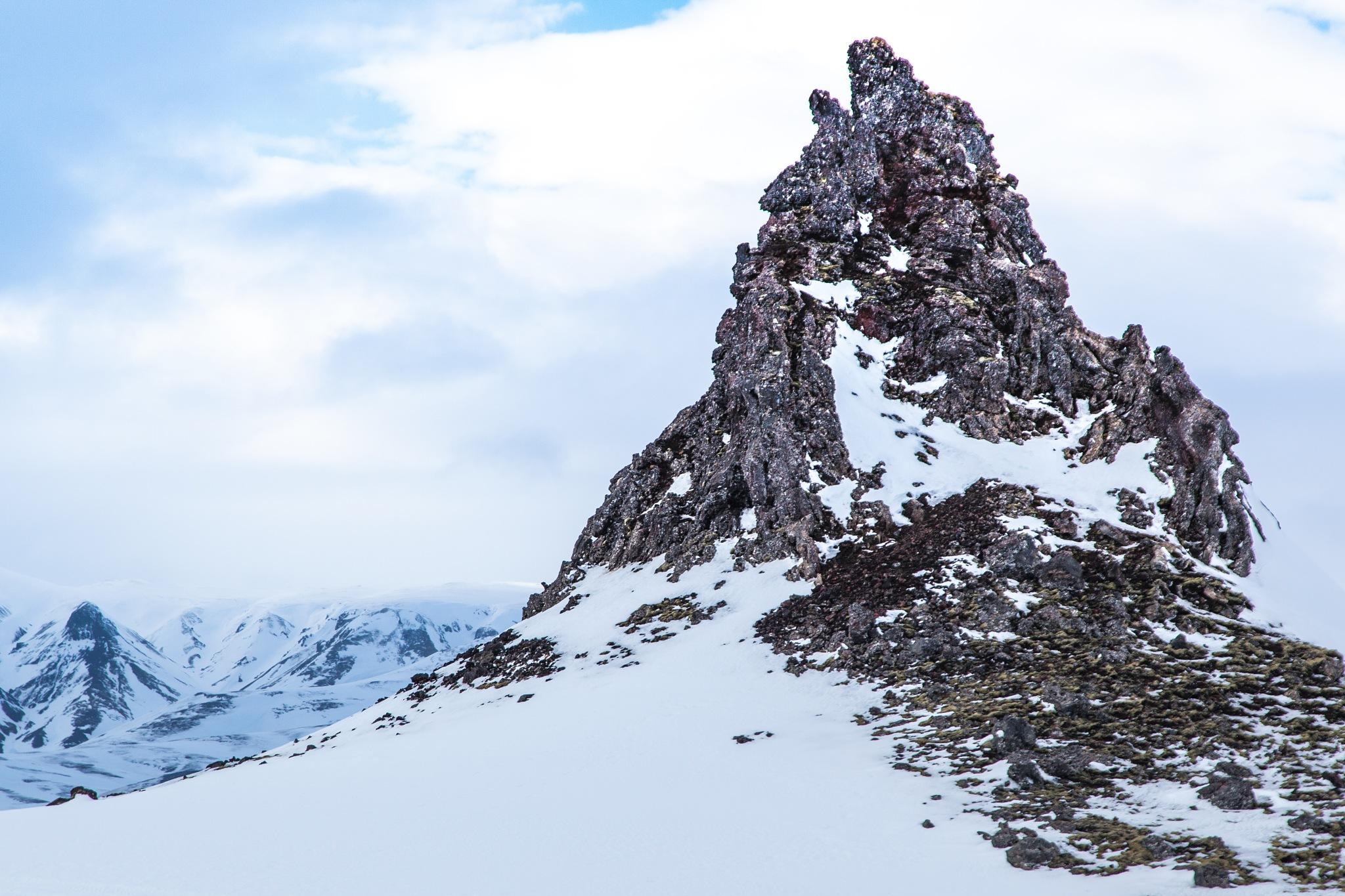 In the highlands by Ingvar Erlingsson