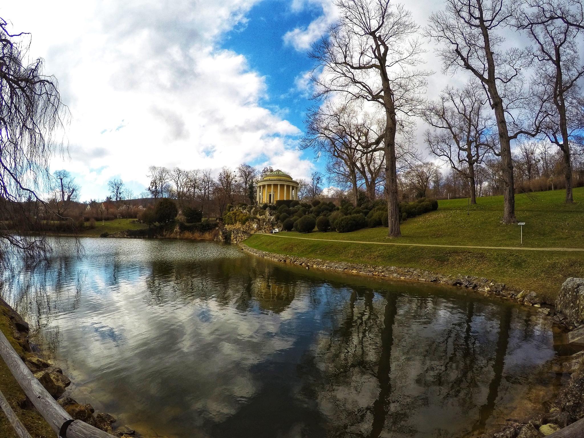 Schlosspark Eisenstadt by FaRsHaD