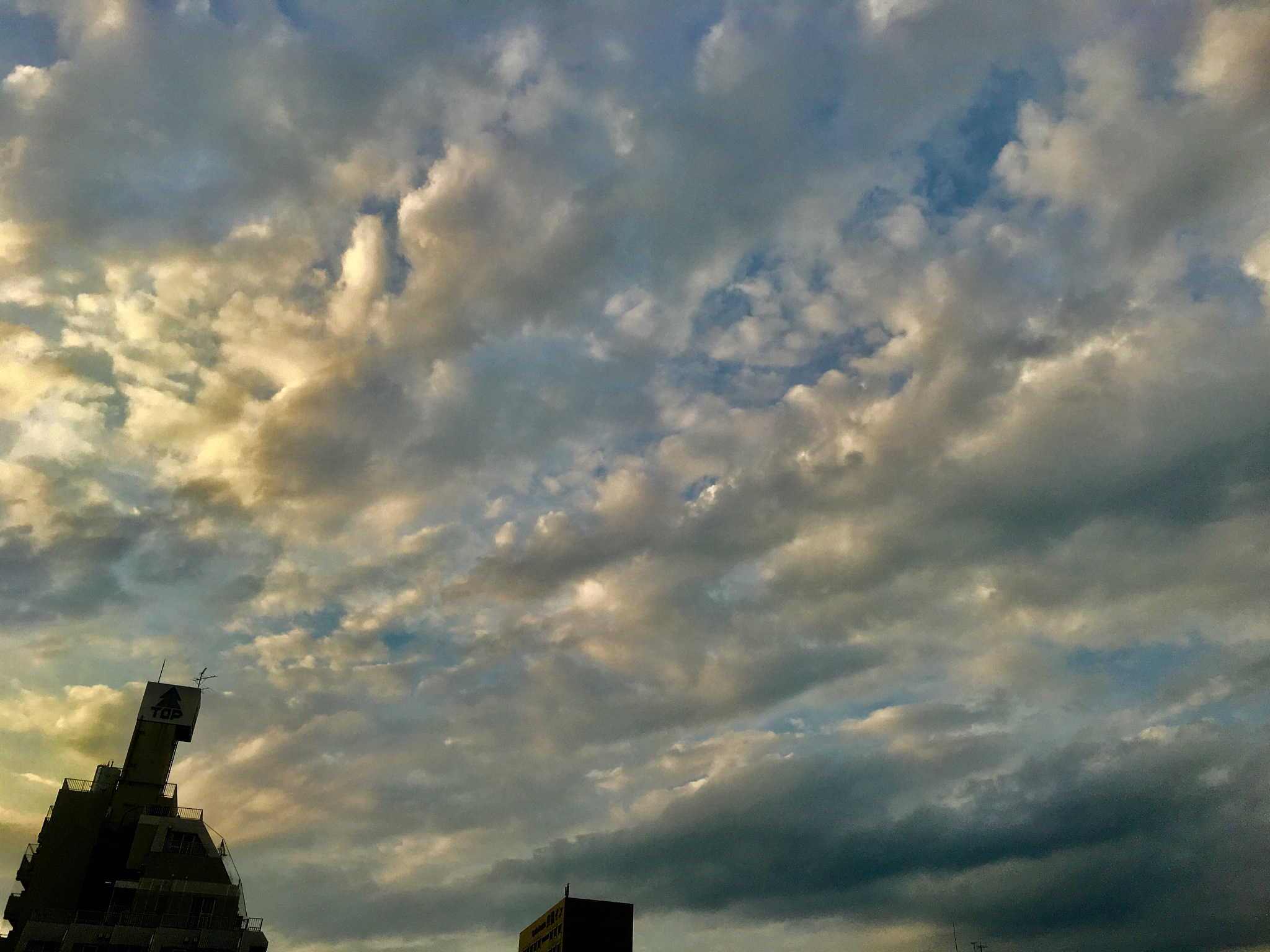 Clouds by Lucia_skylover