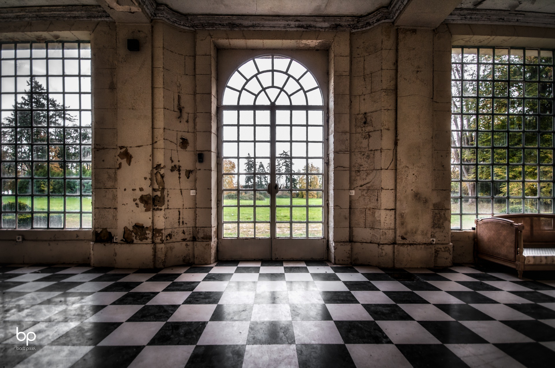Entrance by BackPixel