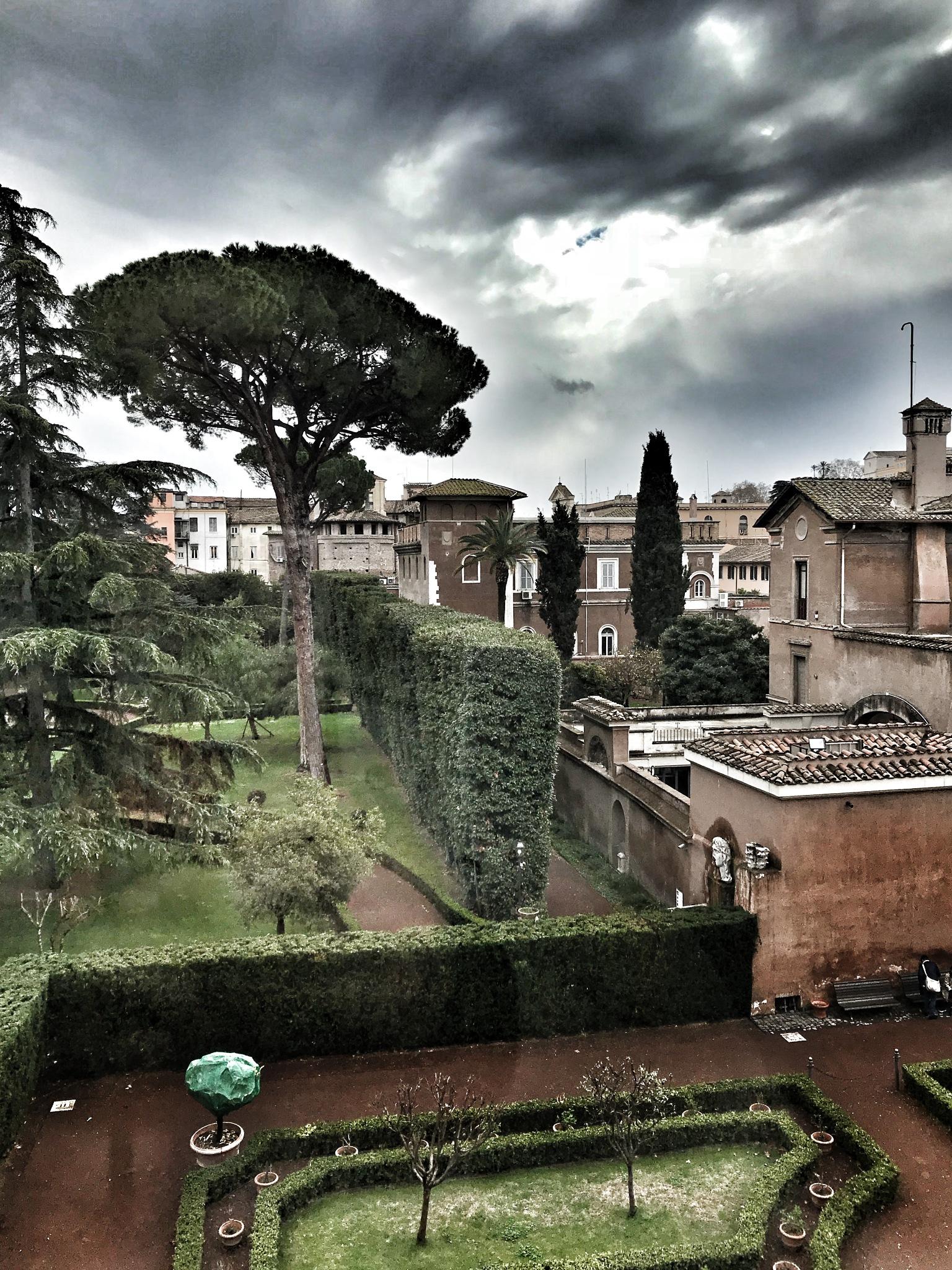Rome by Valérie R.