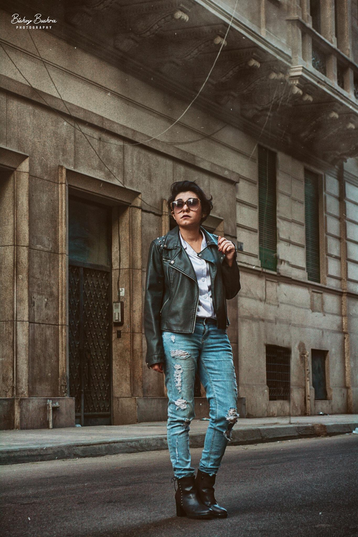 urban photoshoot by Bishoy Bushra