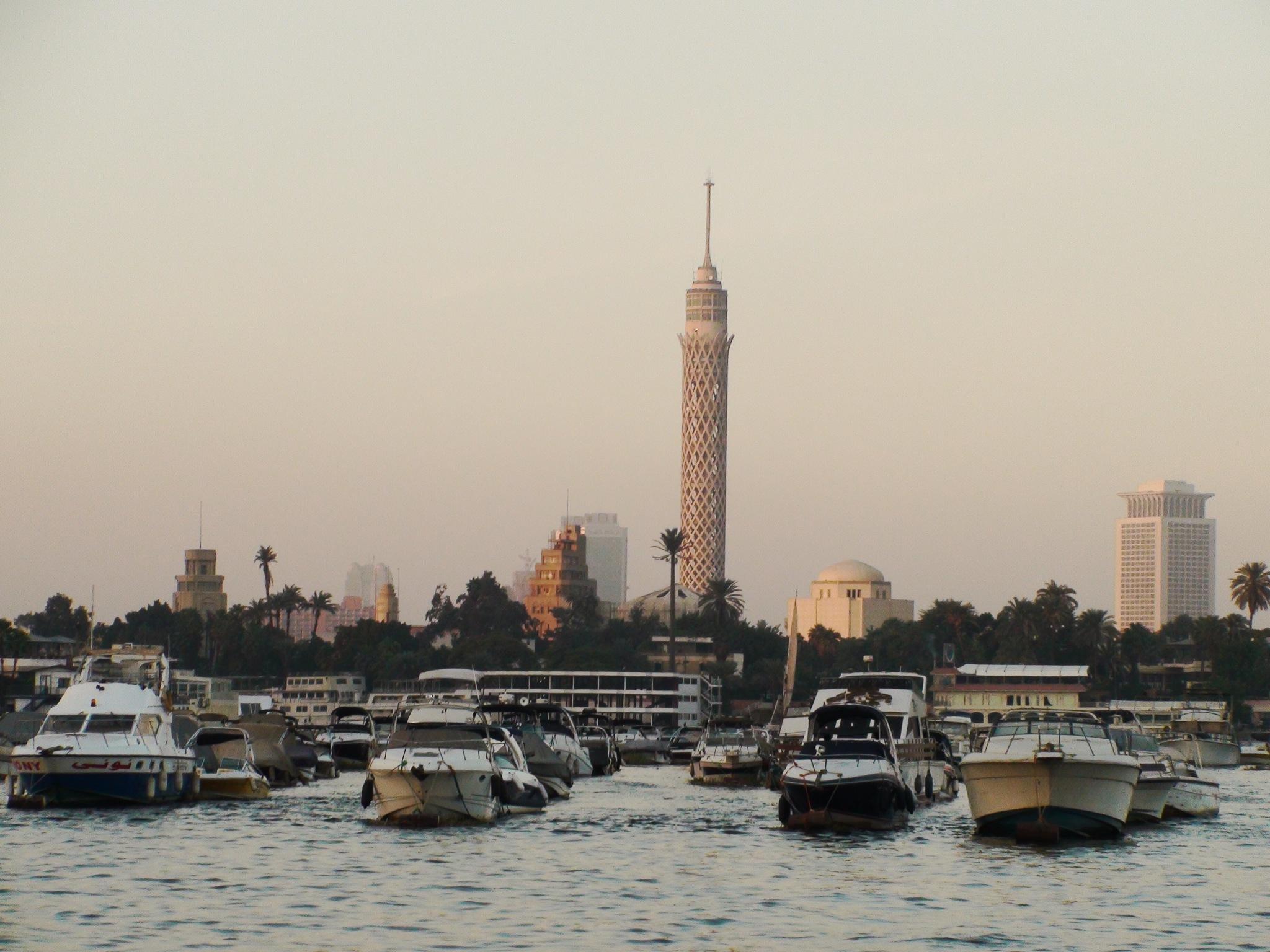 Lovely Cairo by Khalid Nassar
