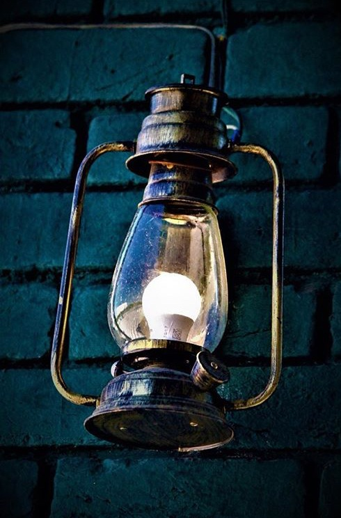 a spark of hope is just like a lamp,which enlighten the life. by NîShã GøYâl