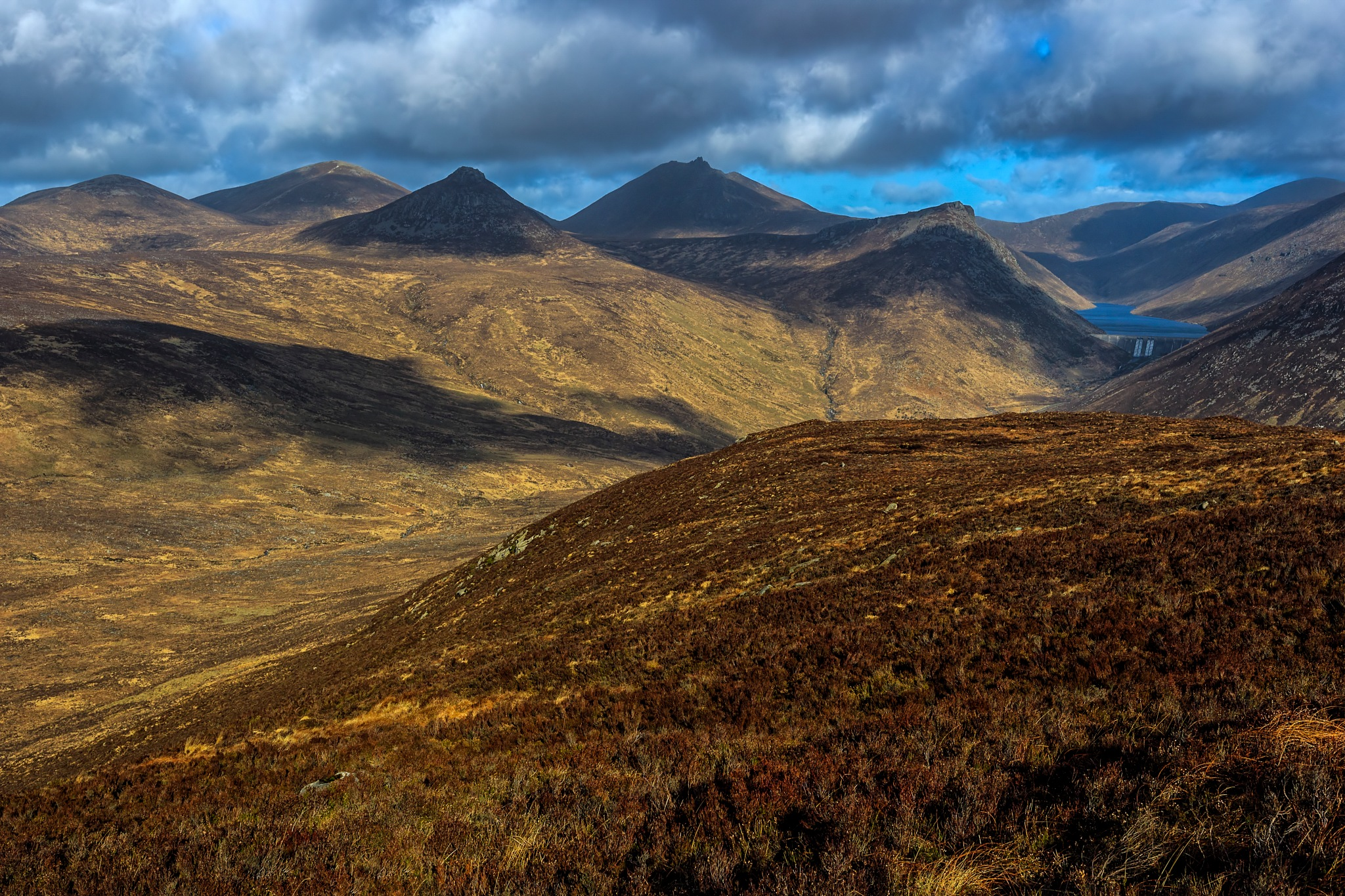 From Slievenaglogh by Barrie Lathwell