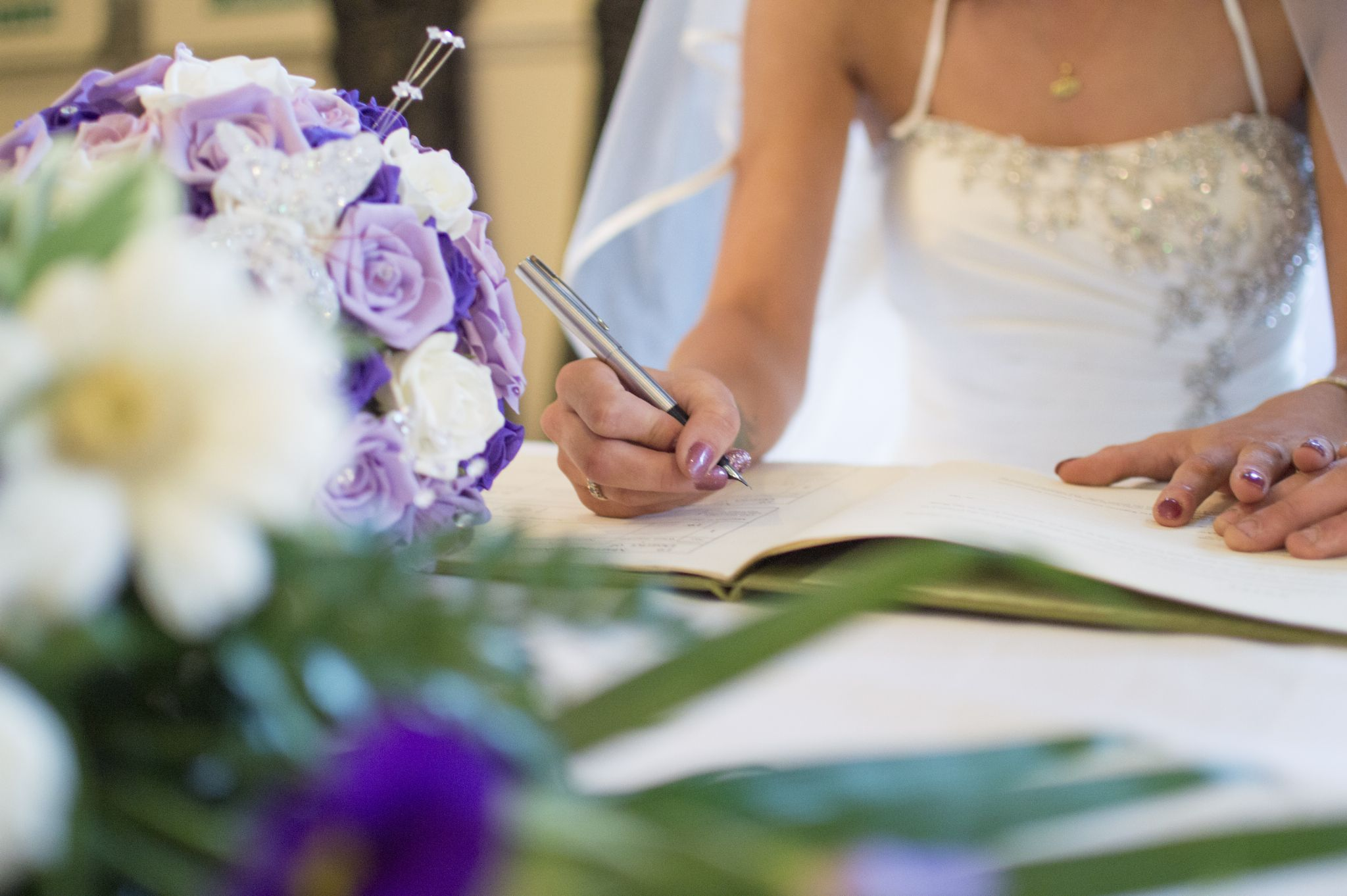 Signing of the Register.... by RichardJohnPhotography