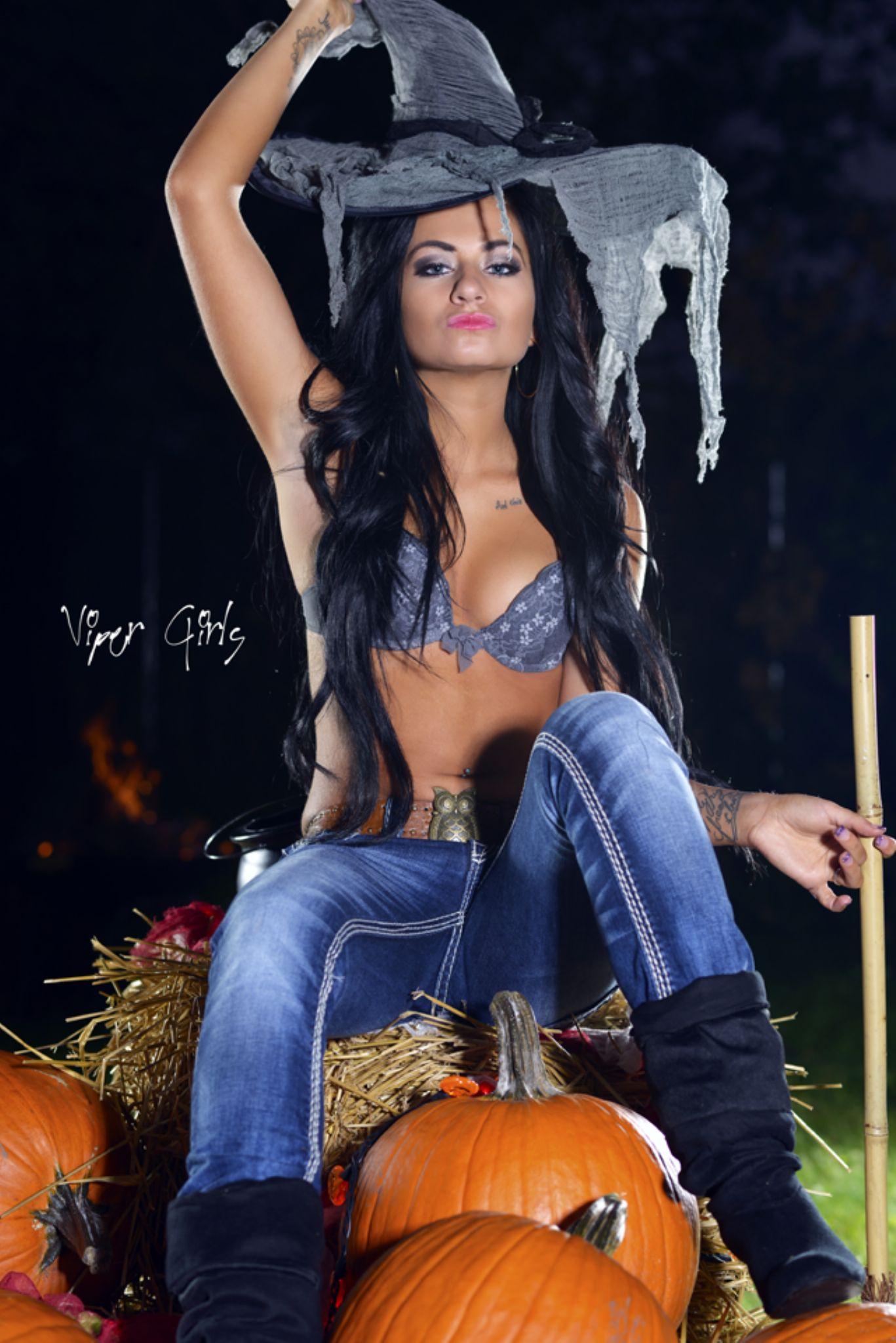 Halloween Hottie by Brian Sadowski