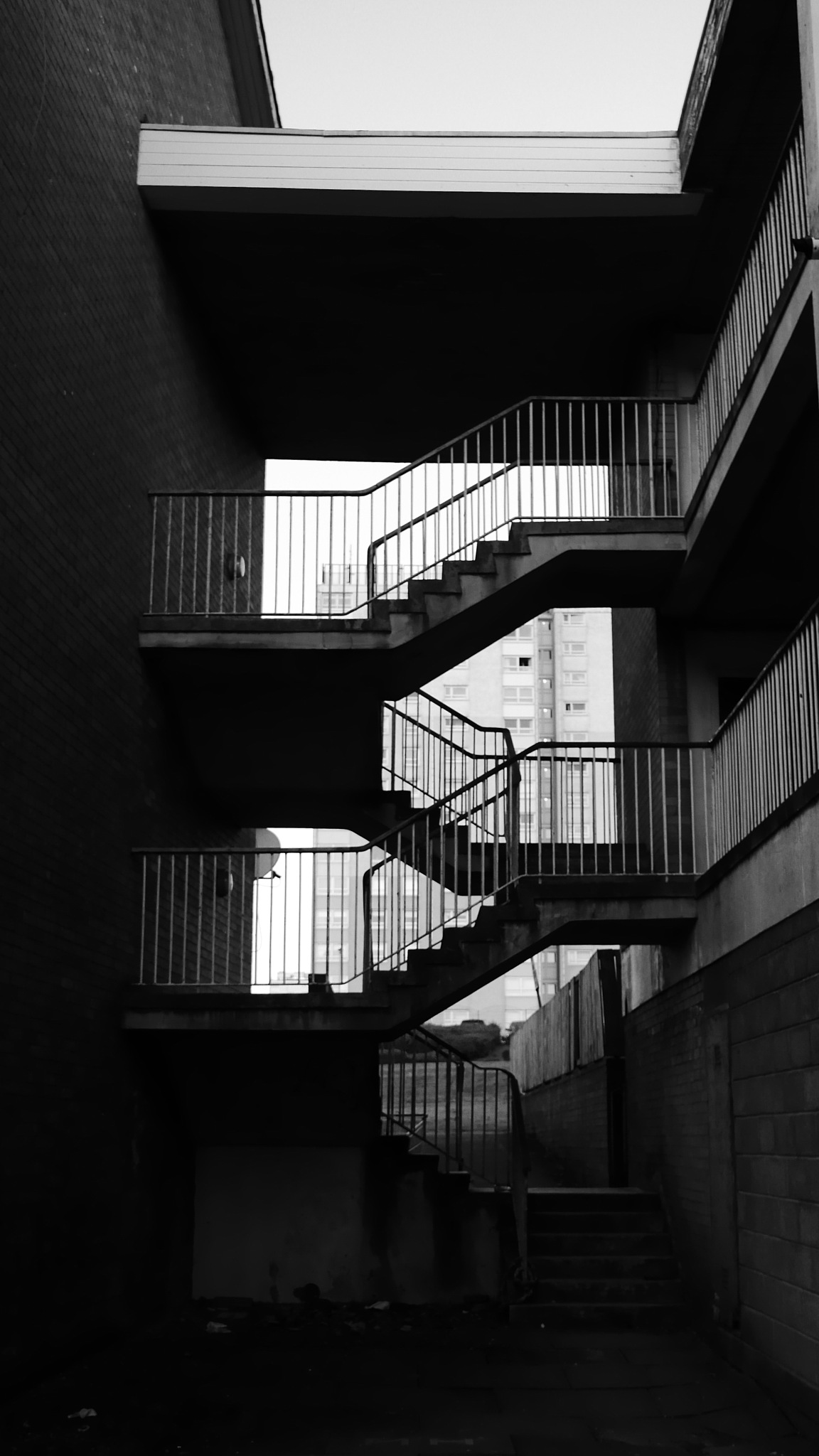 Stairs by Gavin Slater