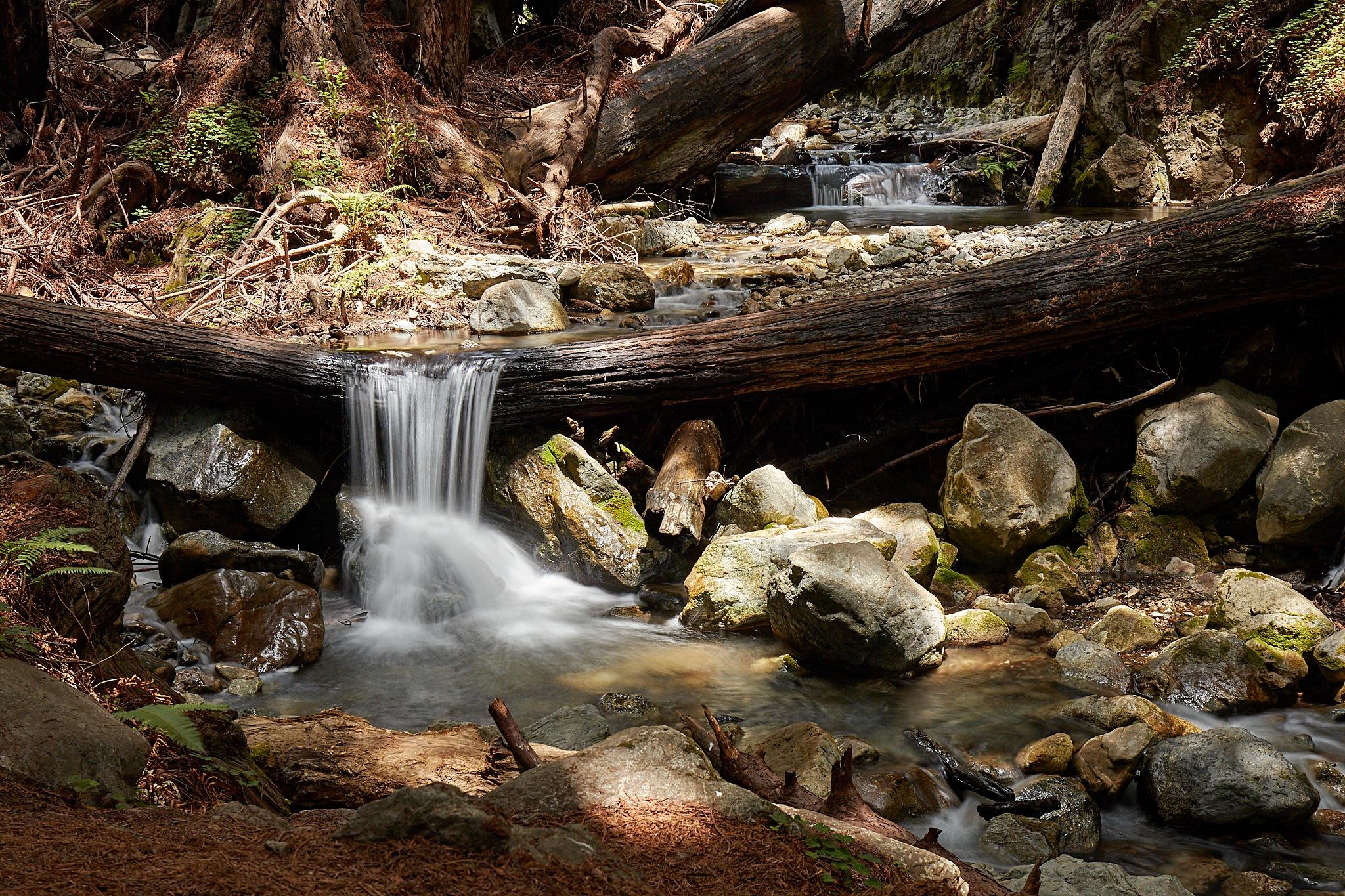 Limekiln Creek by Pierre Liard