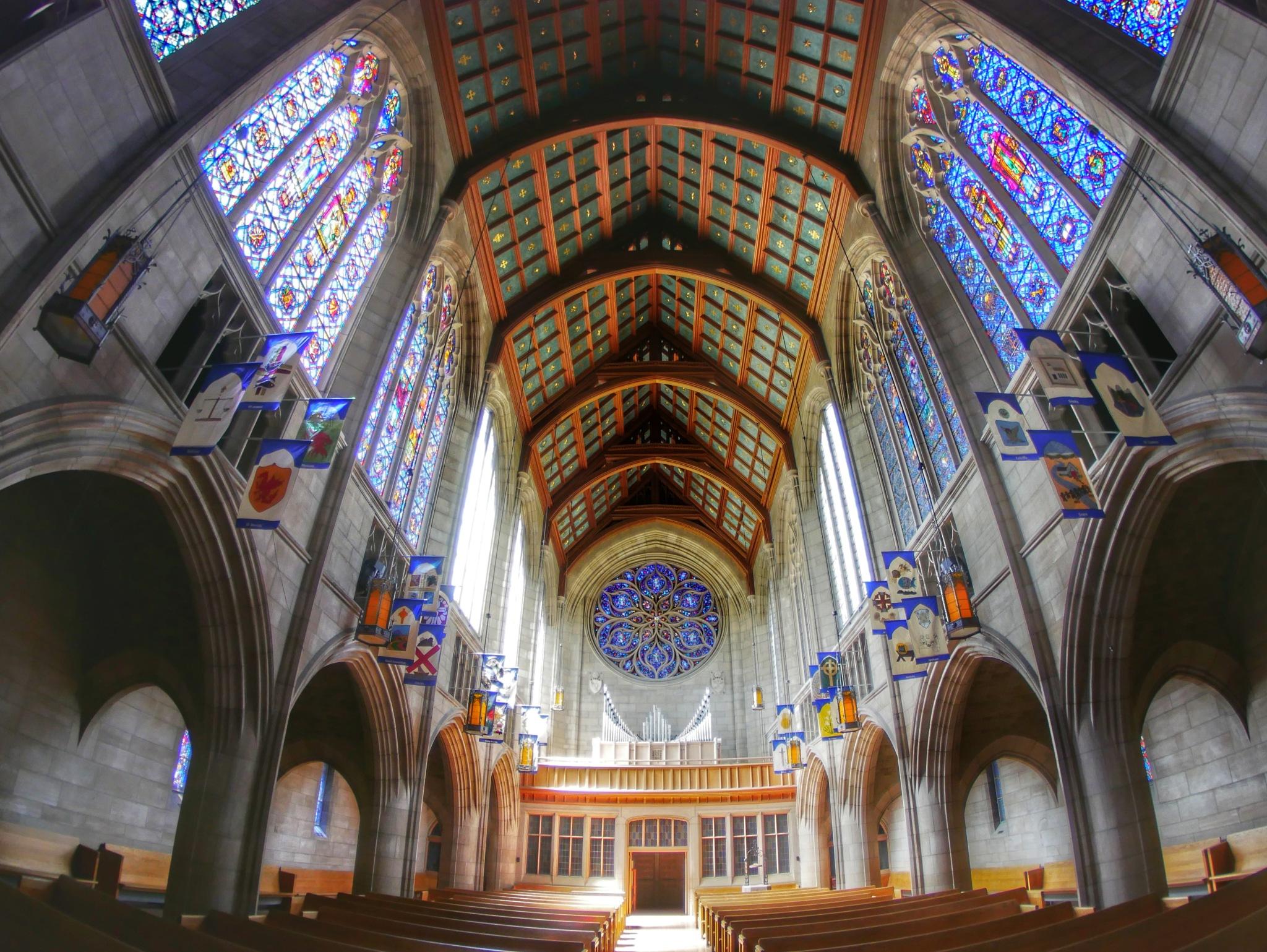 church by Josh Wells