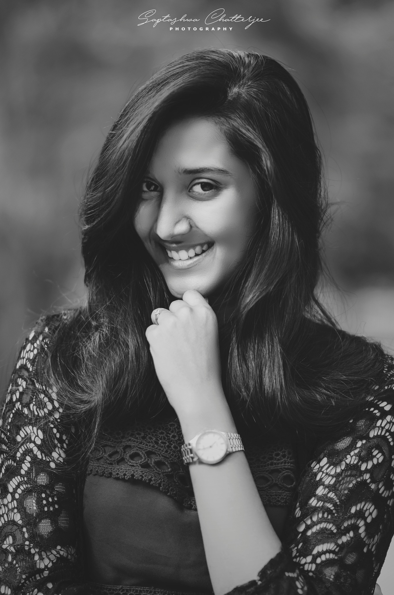 There is always a reason to smile.. Find it.. by Saptashwa Chatterjee