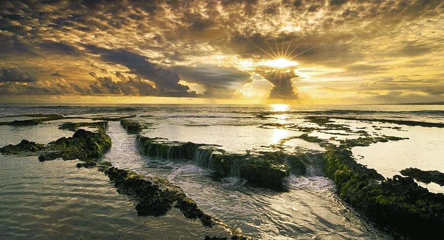 rancabuaya beach by Irhanz fotofoto