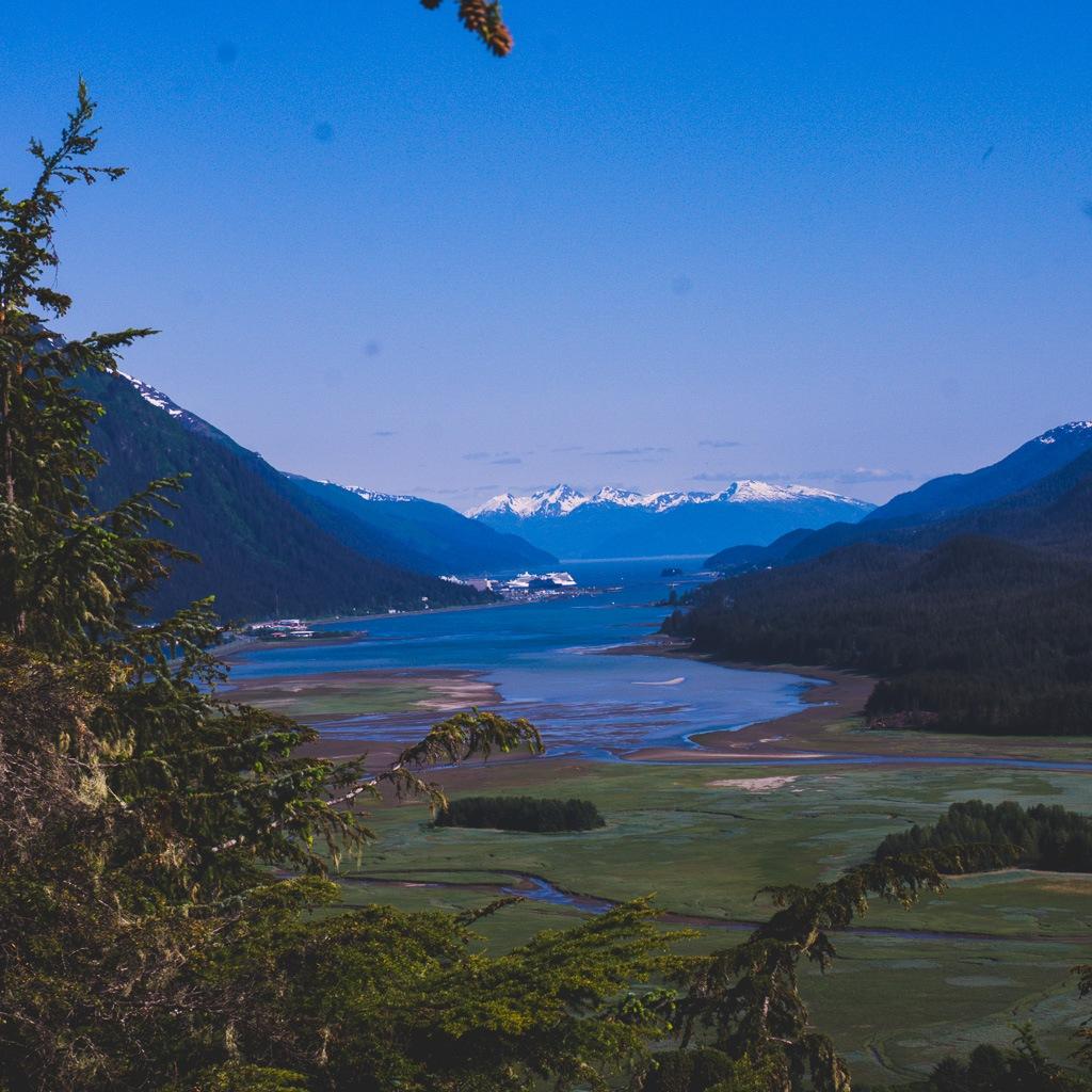 Juneau, Alaska by Carmen M.
