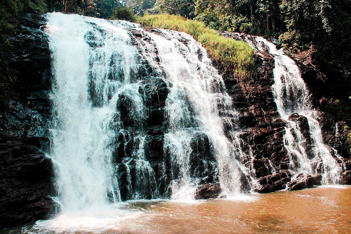 Waterfall by Adarsh Prasad