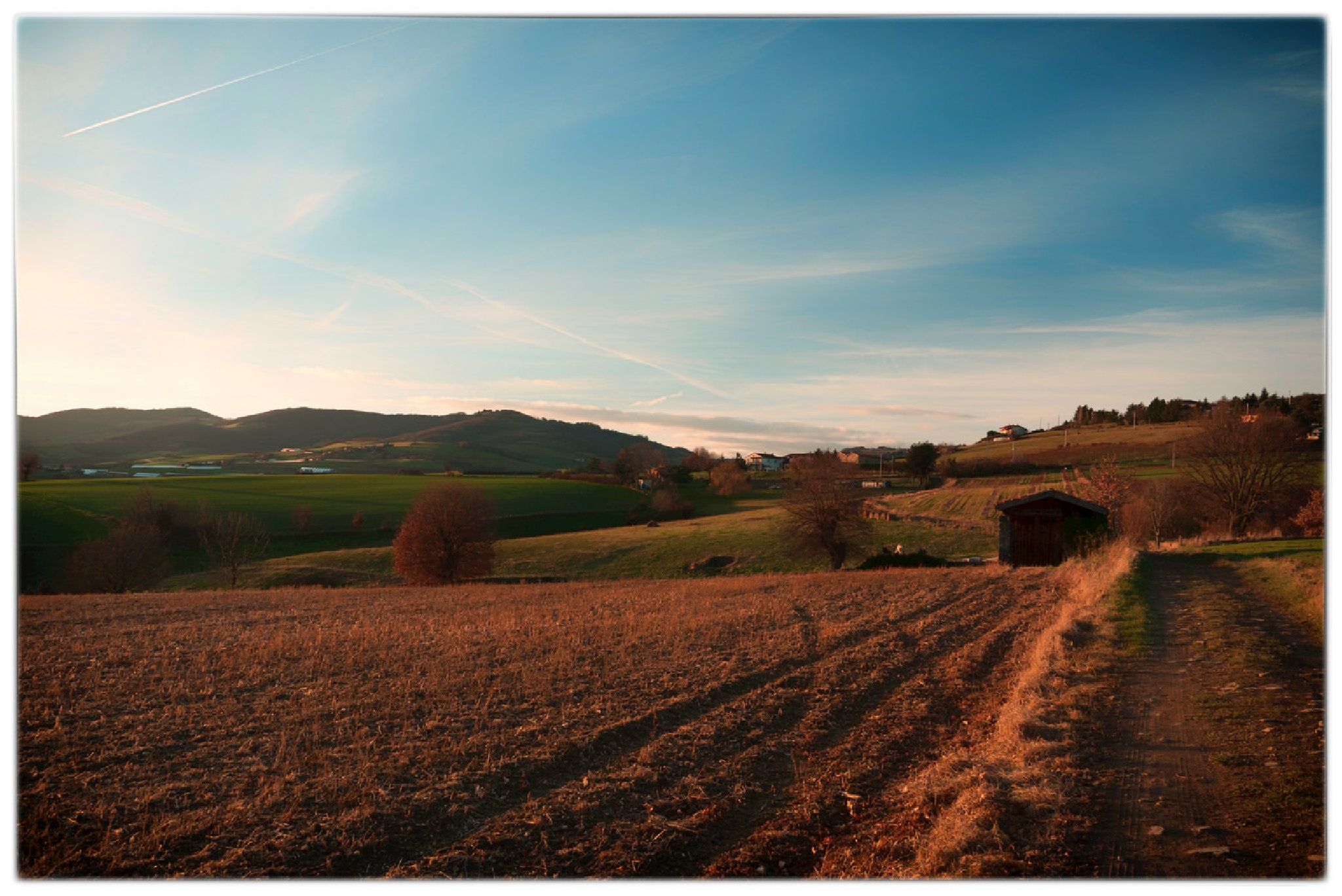 St Maurice sur Dargoire by Yvan Haralambidis