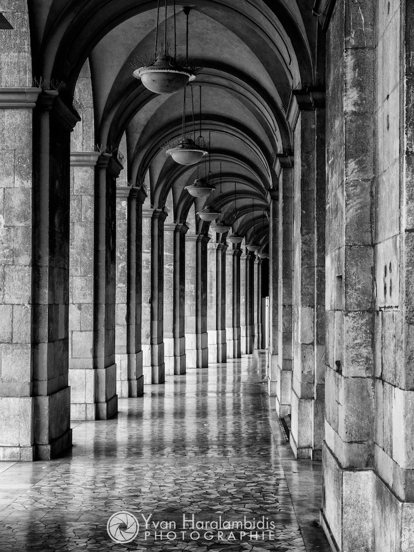The other Pisa... by Yvan Haralambidis