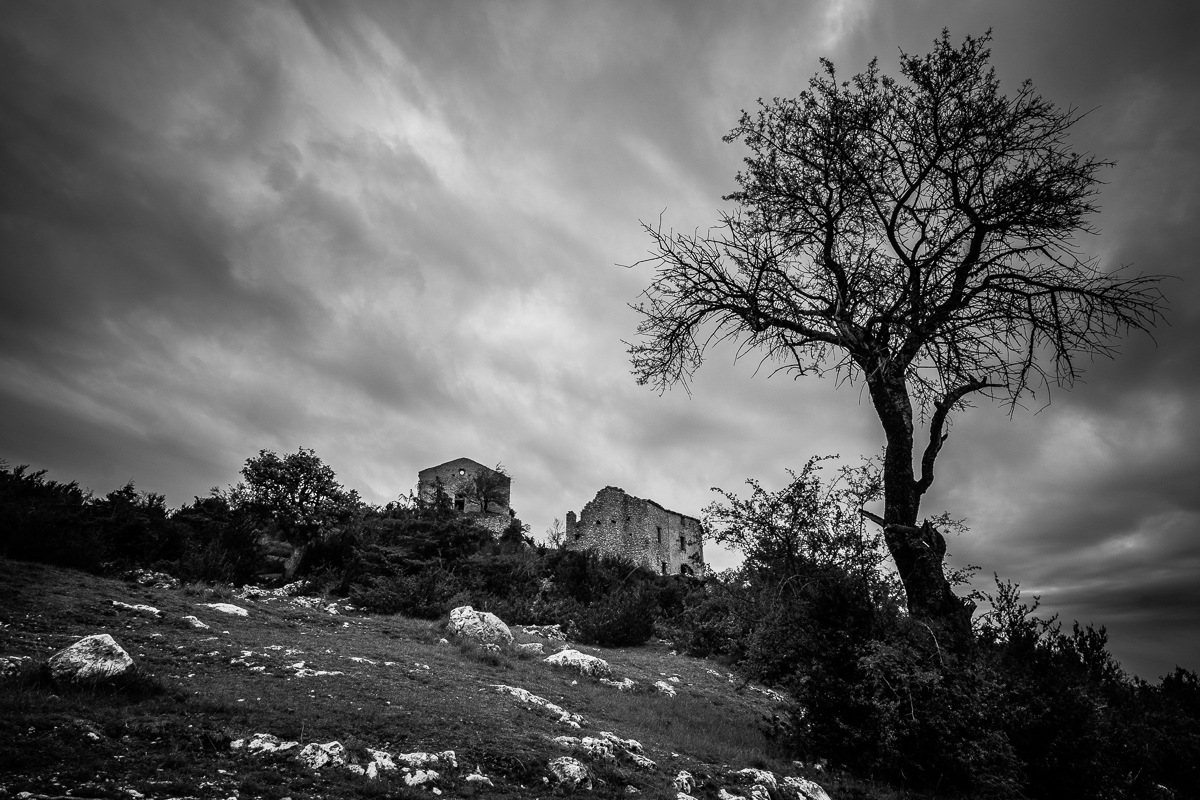 Chateauneuf-lès-Moustiers by JeanMarcKlein