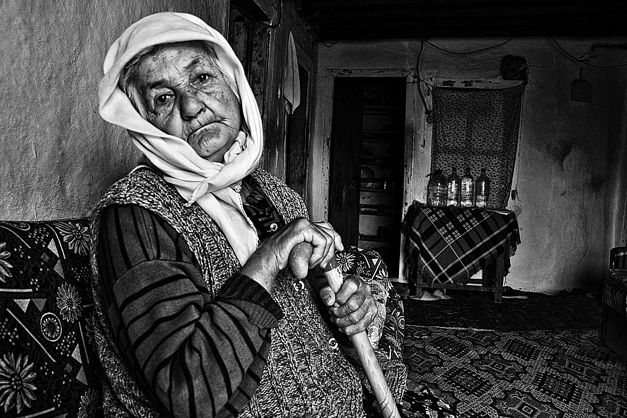 rural life by şehmus altay