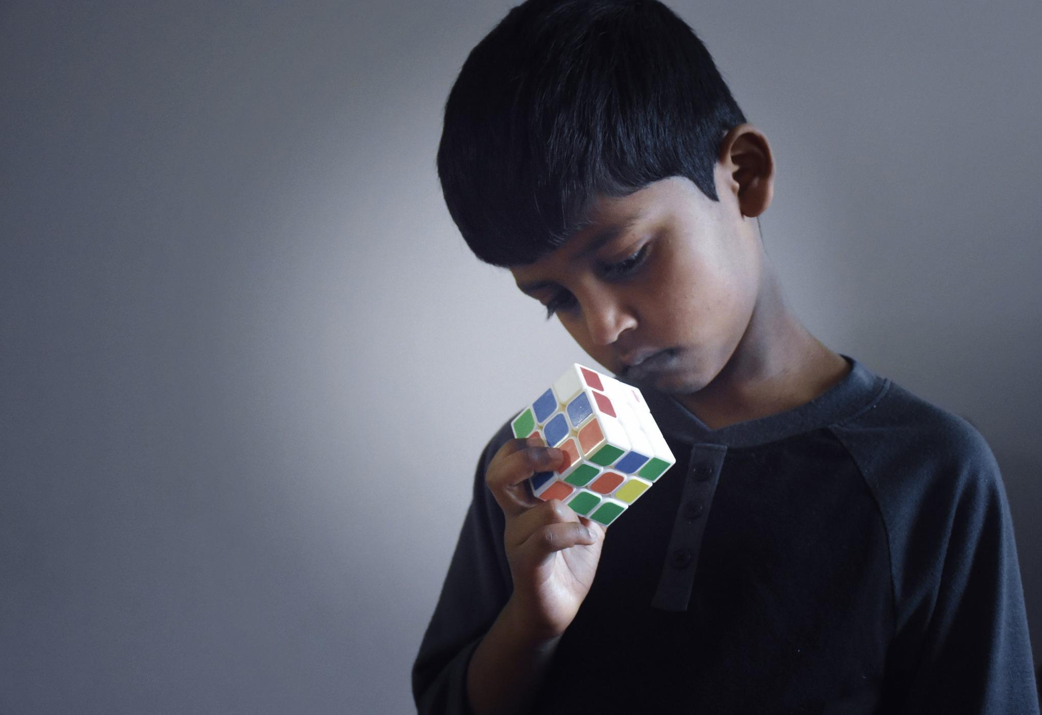 Rubik's Solution by Srinarayanan
