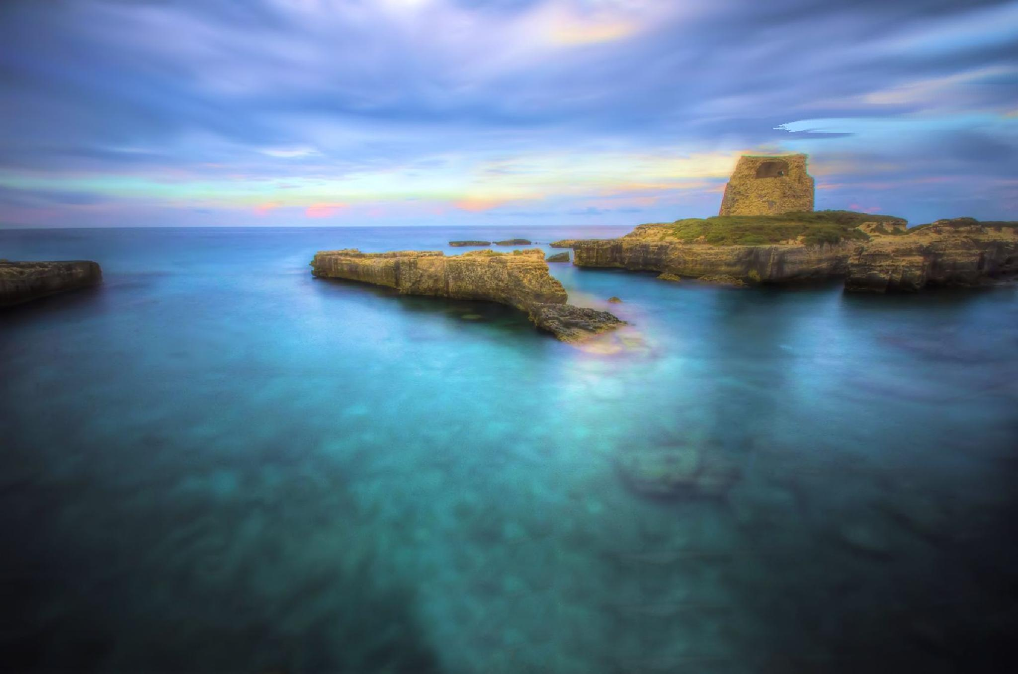 Torre S.Andrea (LE) by Amleto Lala
