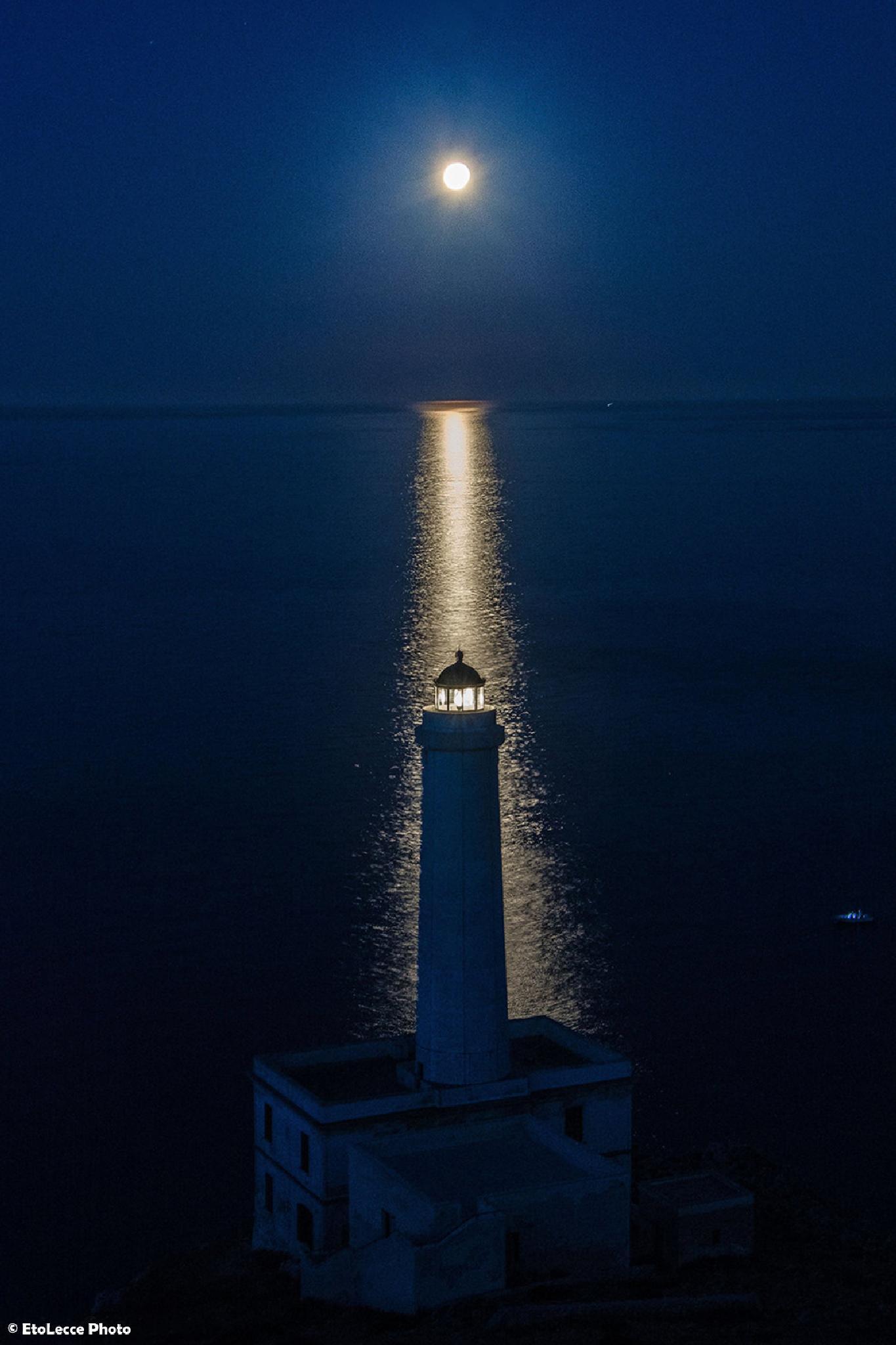 Punta Palascia - Otranto (LE)  by Amleto Lala