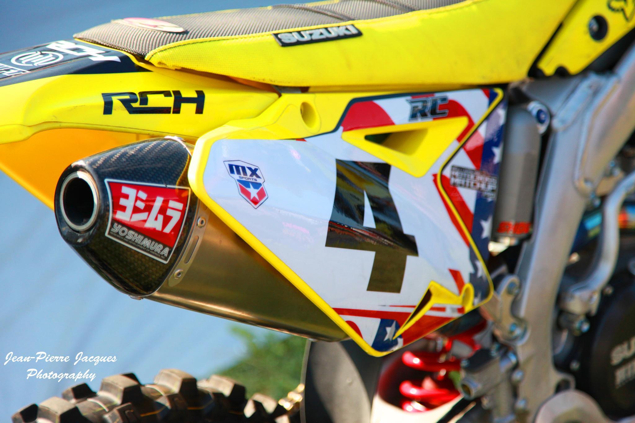 2014 Unadilla, NY. AMA Pro Motocross Championship. by Jean-Pierre Jacques
