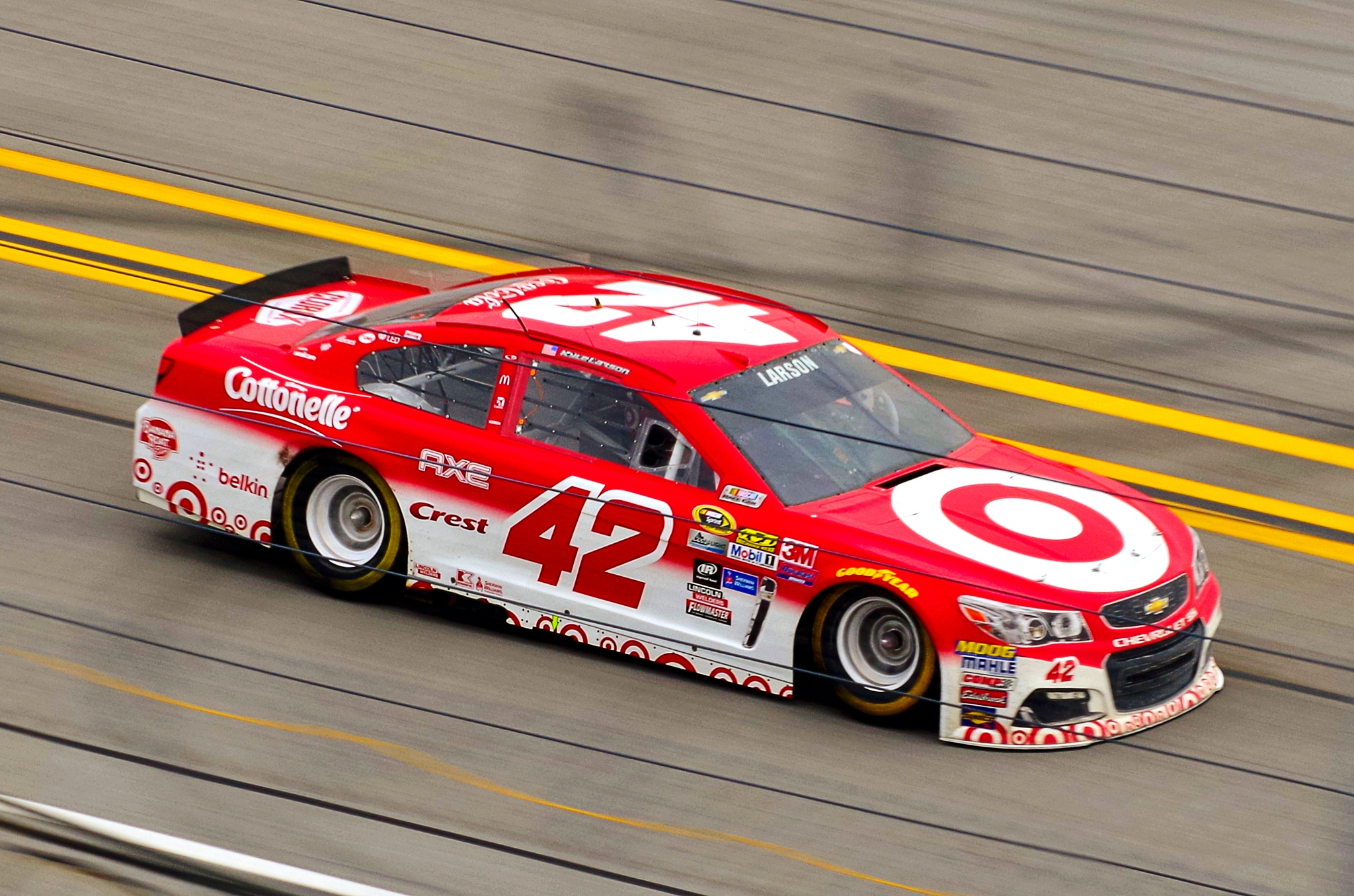Kyle Larson by NoblePhotography