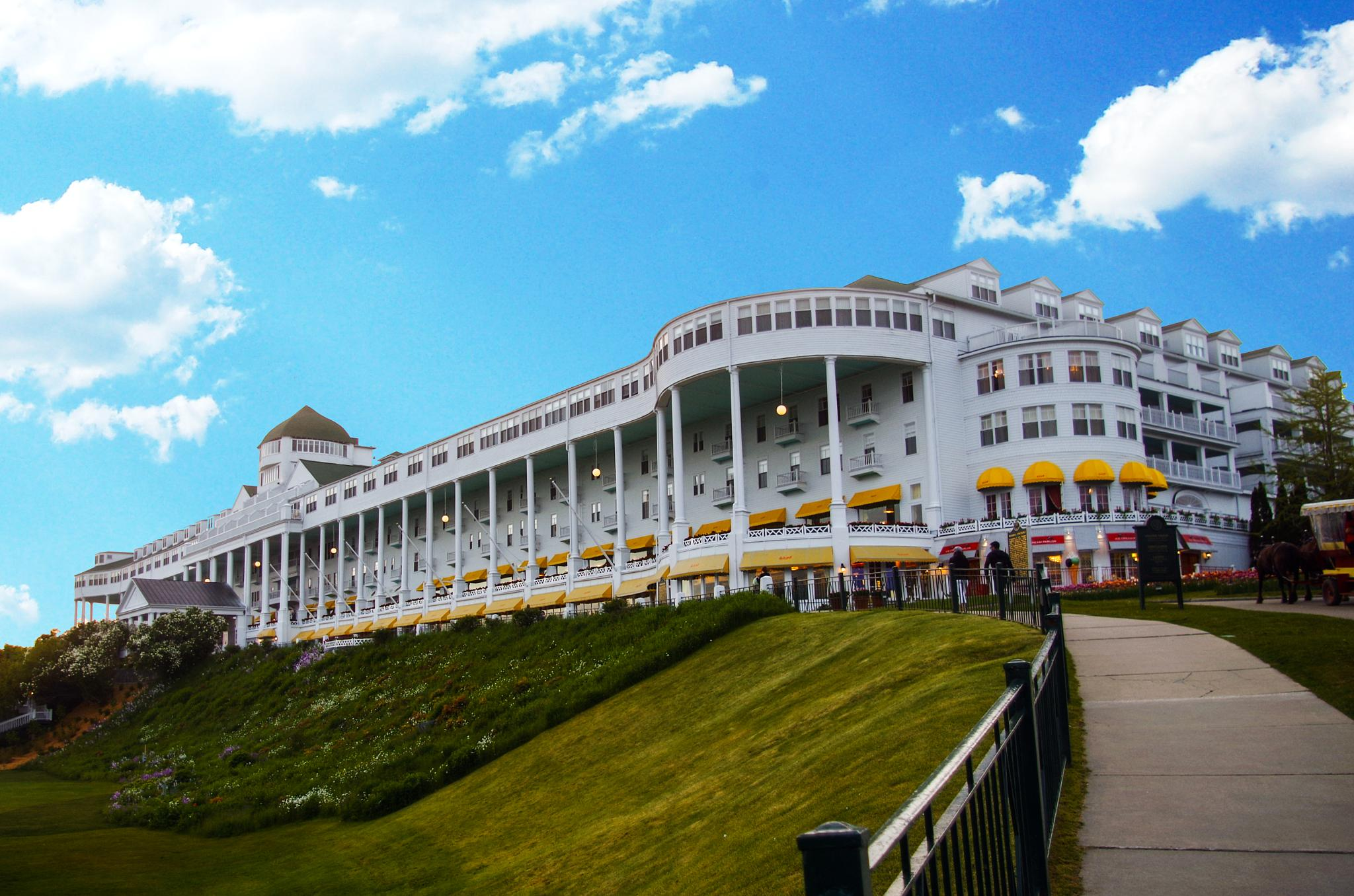 The Grand Hotel by NoblePhotography