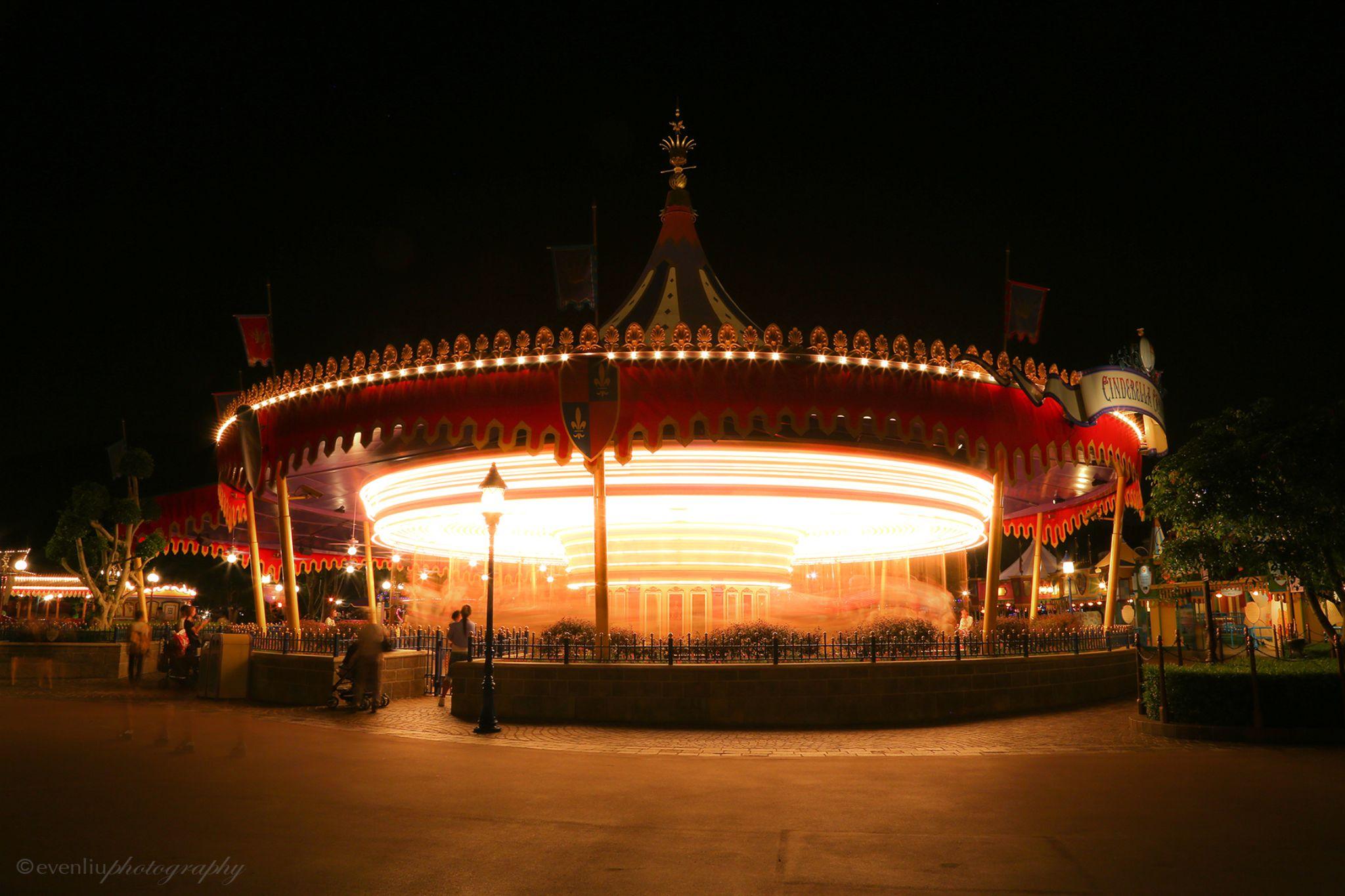 Carousel by EvenLiu