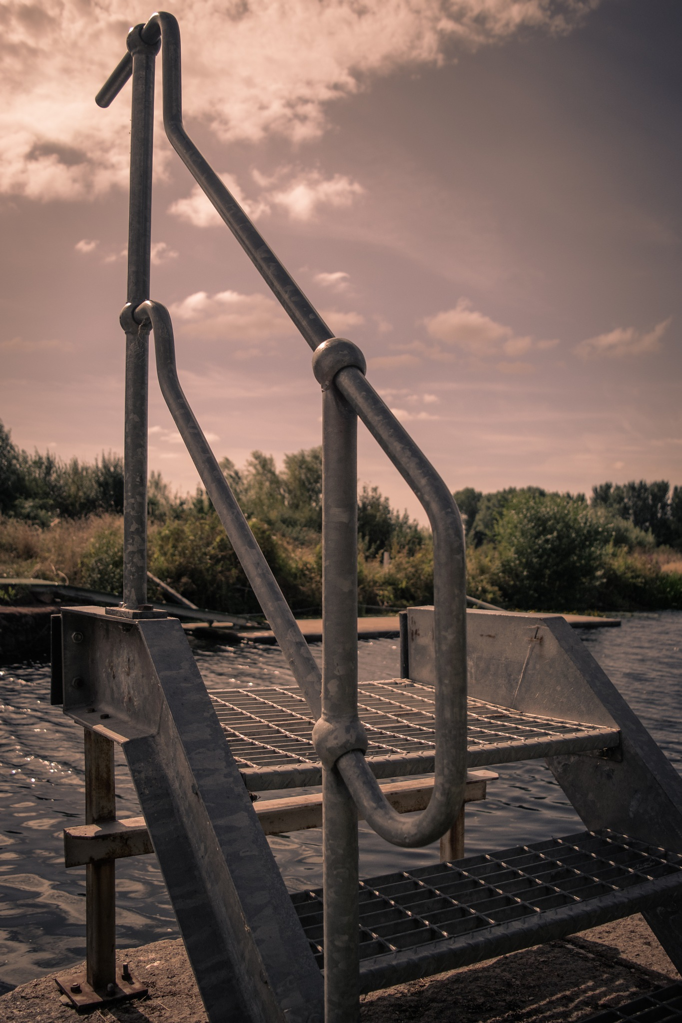 Steps to Nowhere by Ashton Brook