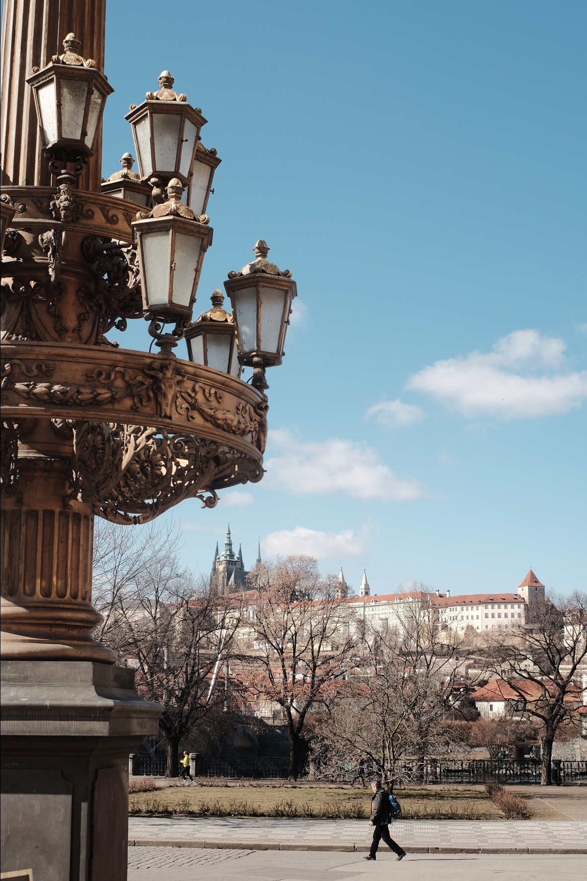 Prague  by Eduardo Ortiz