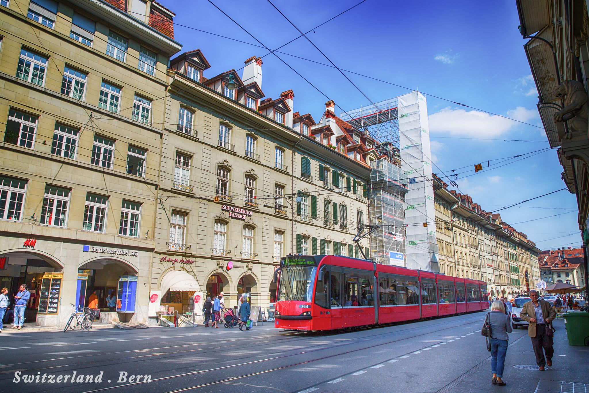 Switzerland Bern by WaiWai Chung