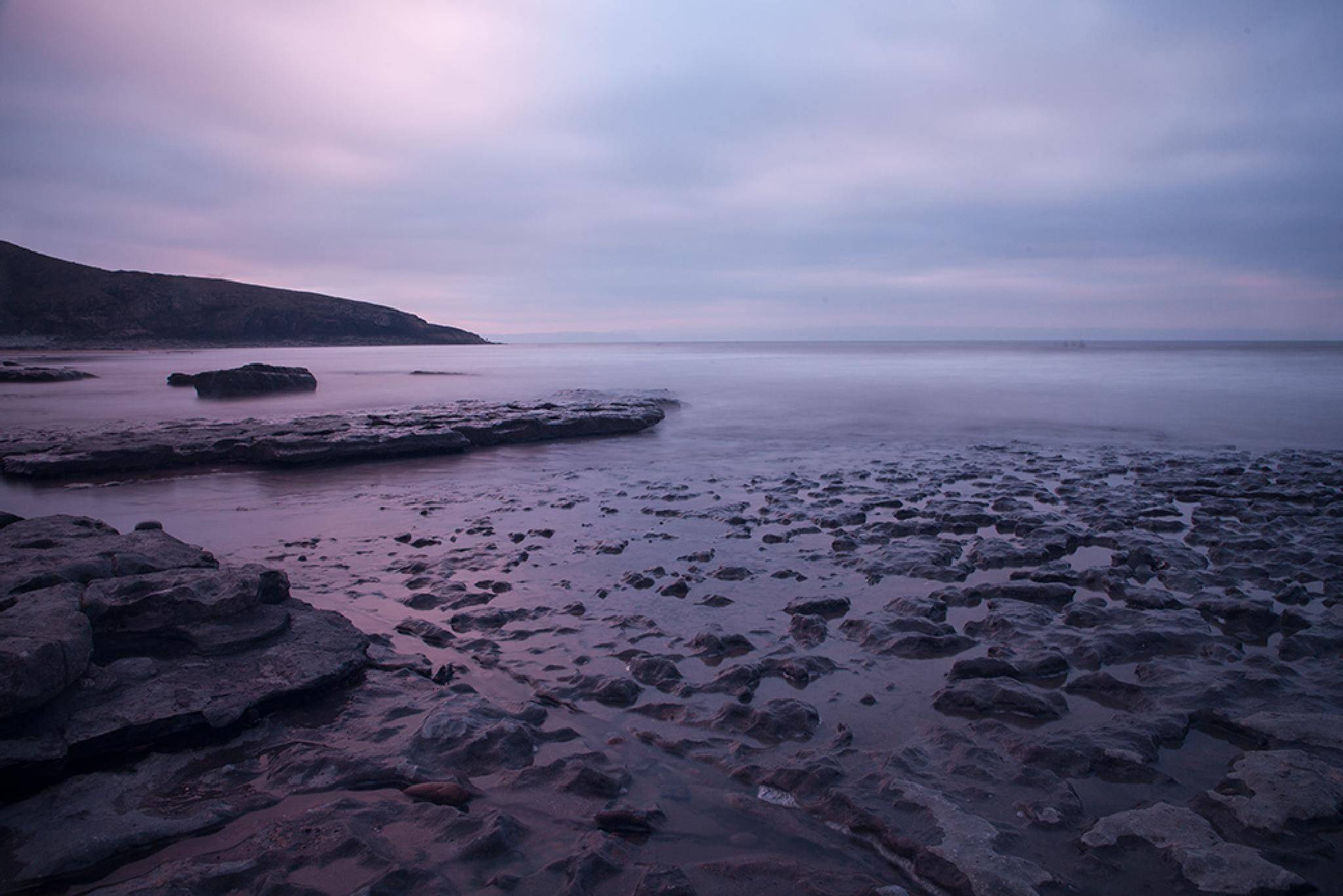 Southerndown Beach by seaned34