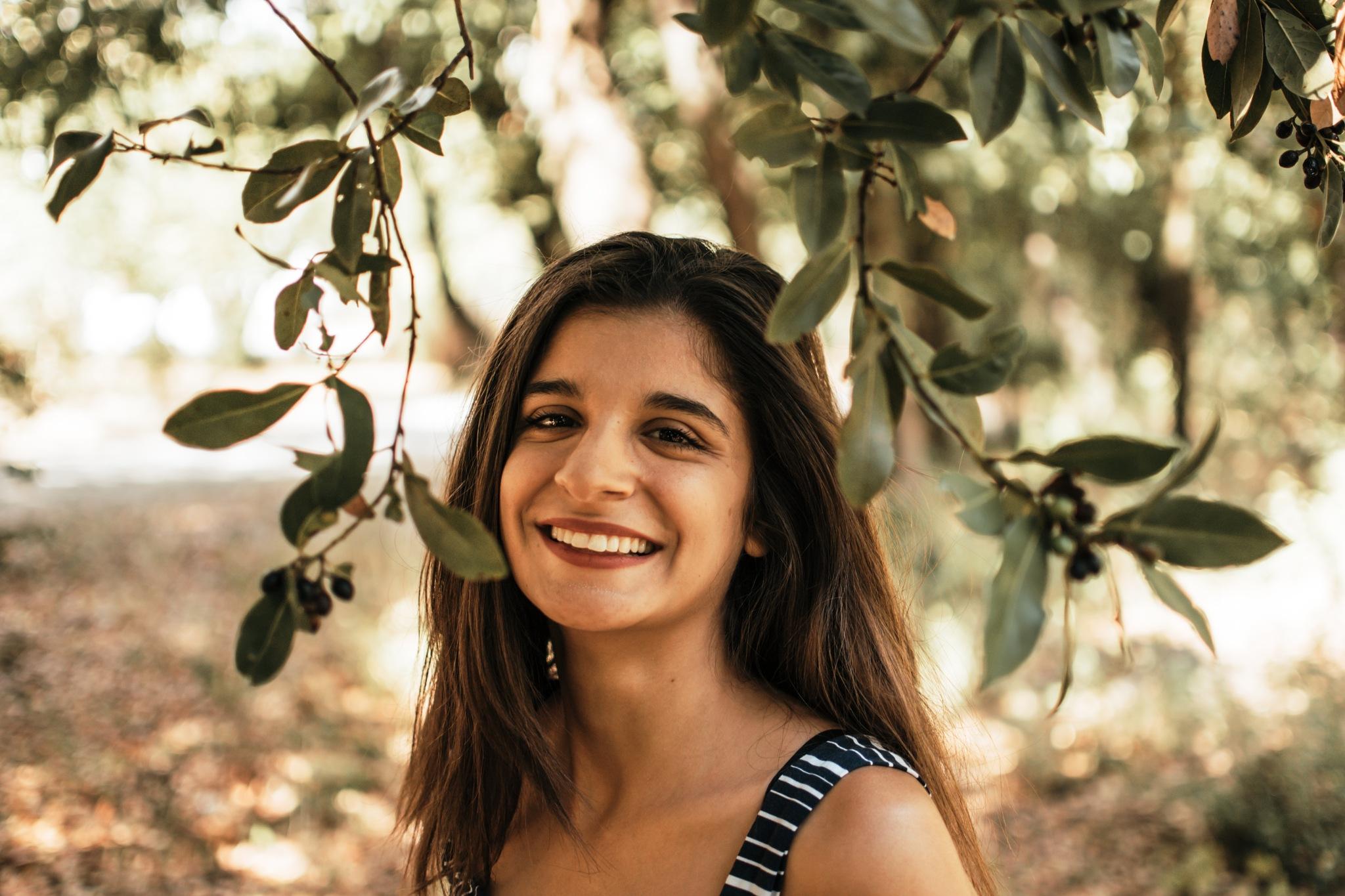 A Real Smile by Christy Kourkloglou