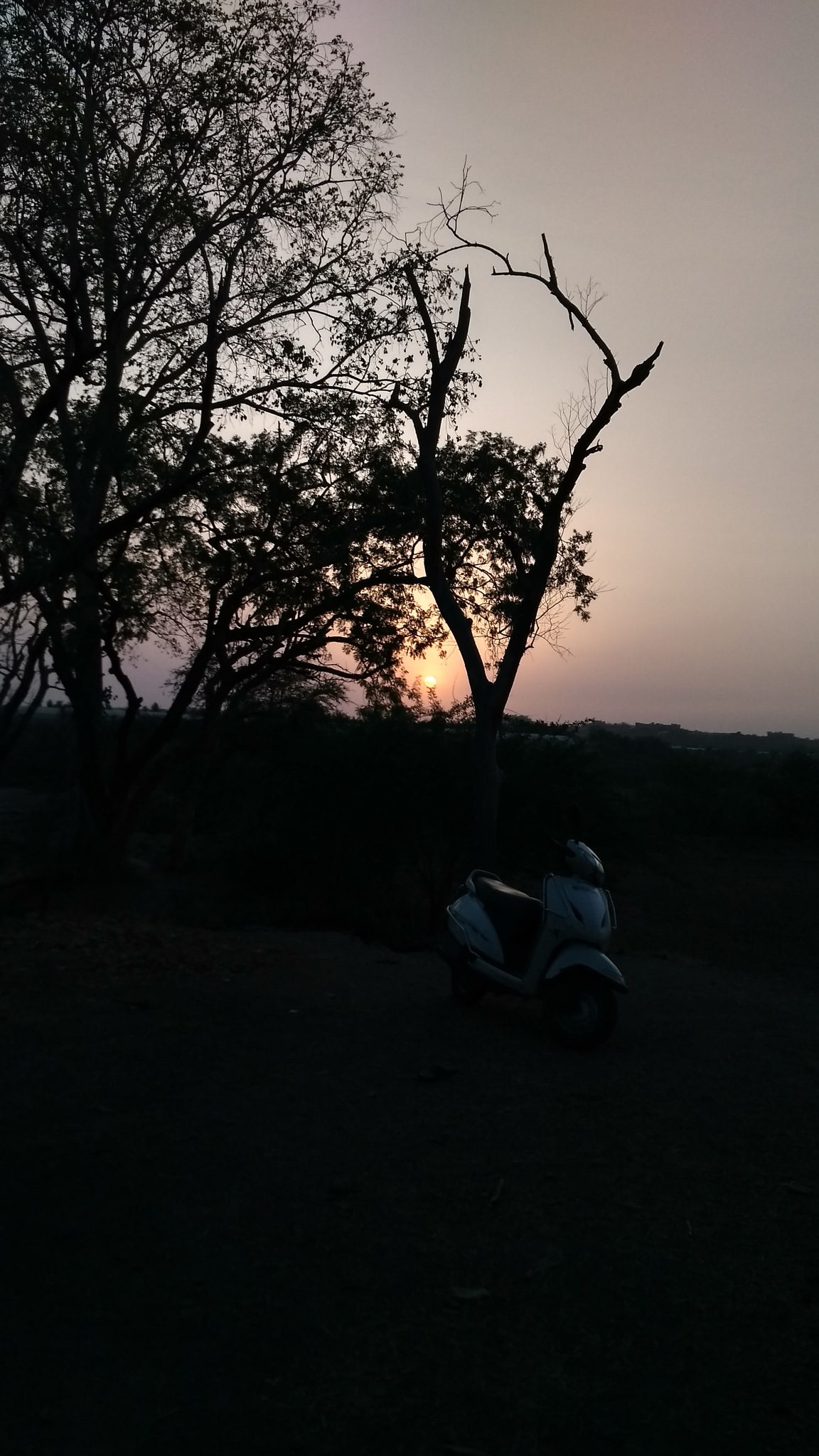 evening scene is the best .❤️ by Abhay g Patil