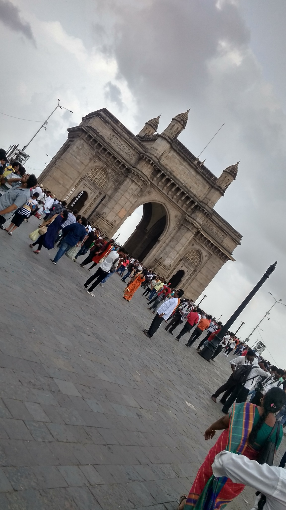 The Gate Way Of INDIA by Abhay g Patil