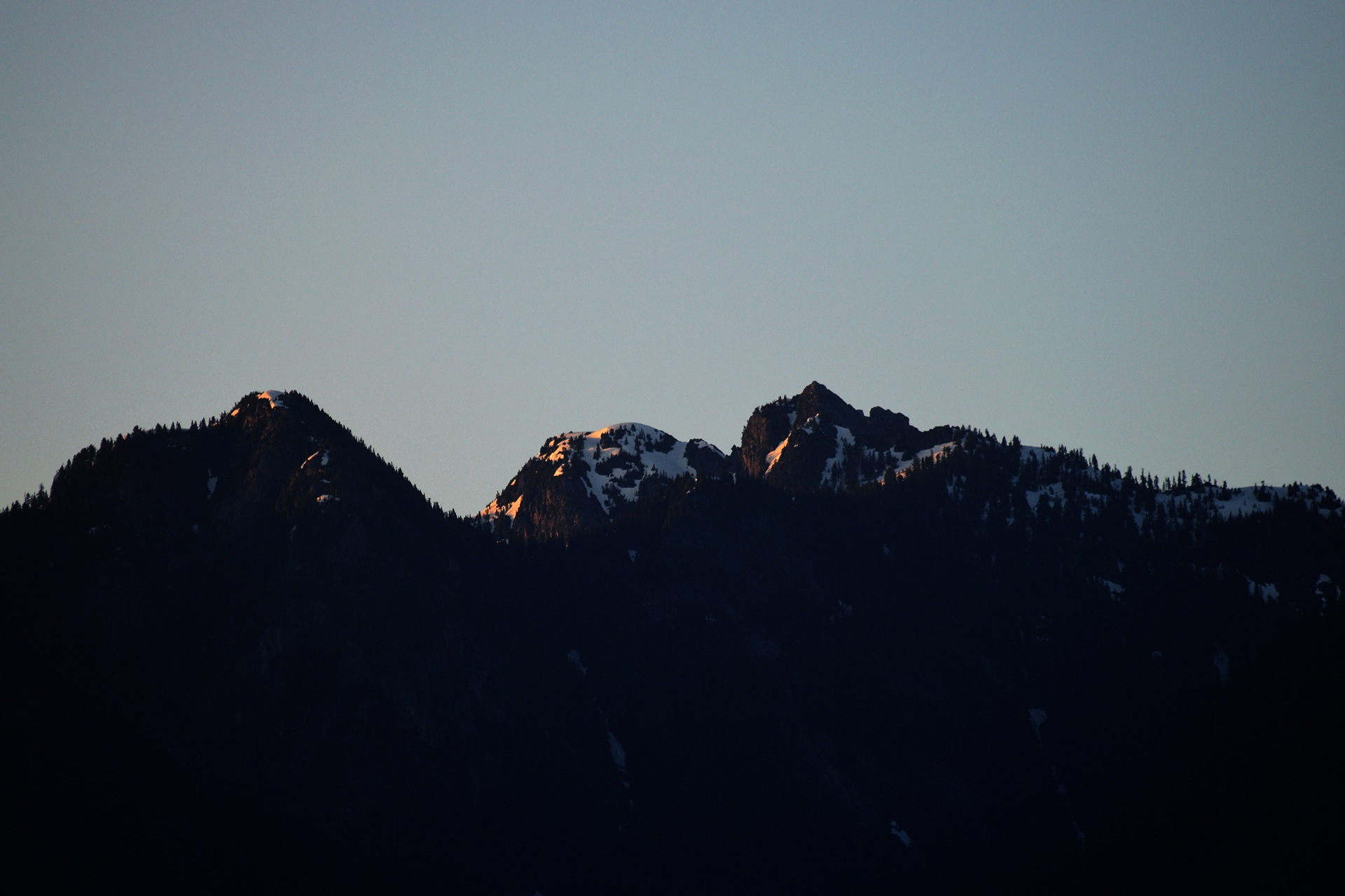North Vancouver mountain, BC Canada by #gregozphotos