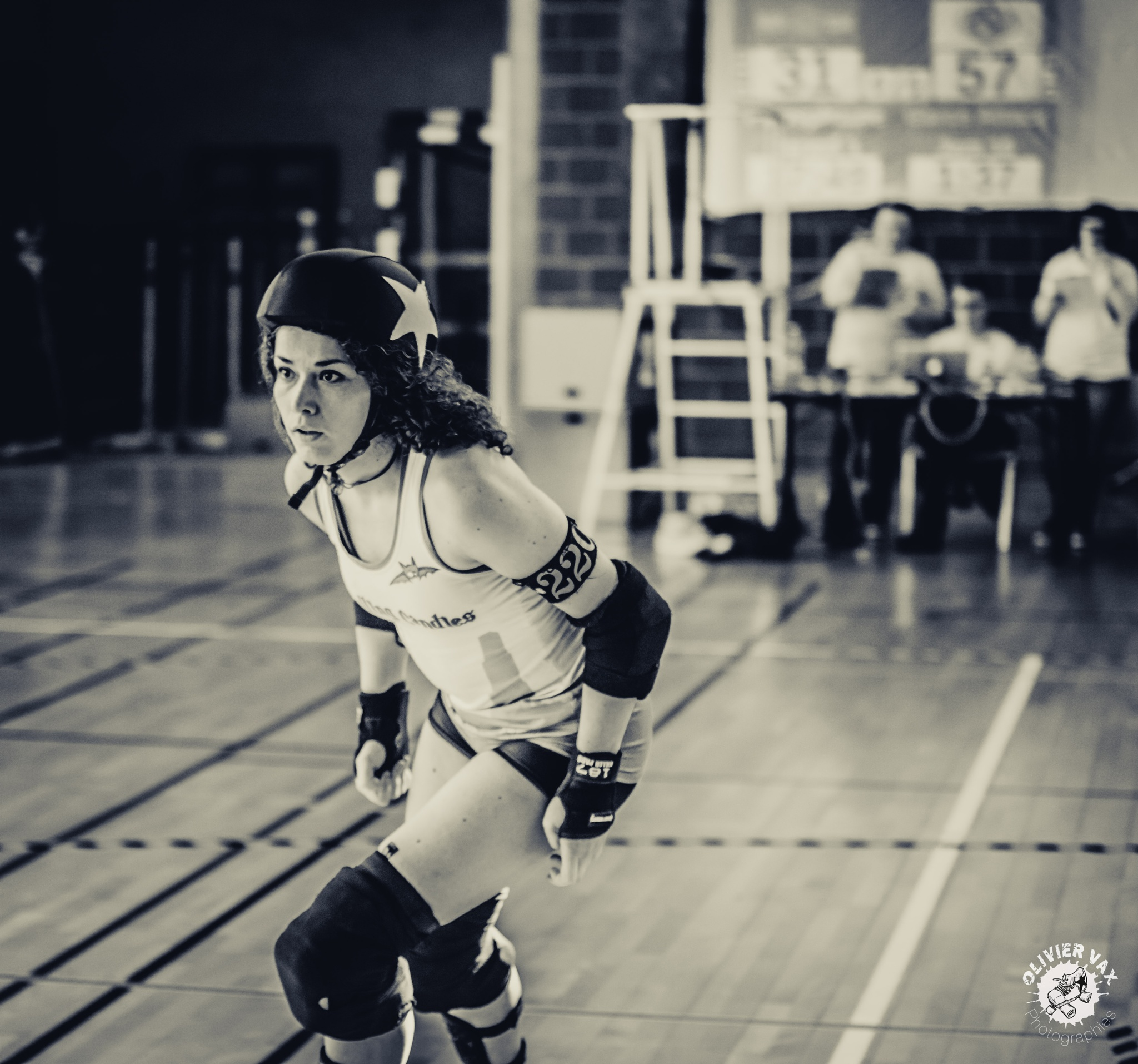 Roller Derby by Olivier Vax by Olivier Vax