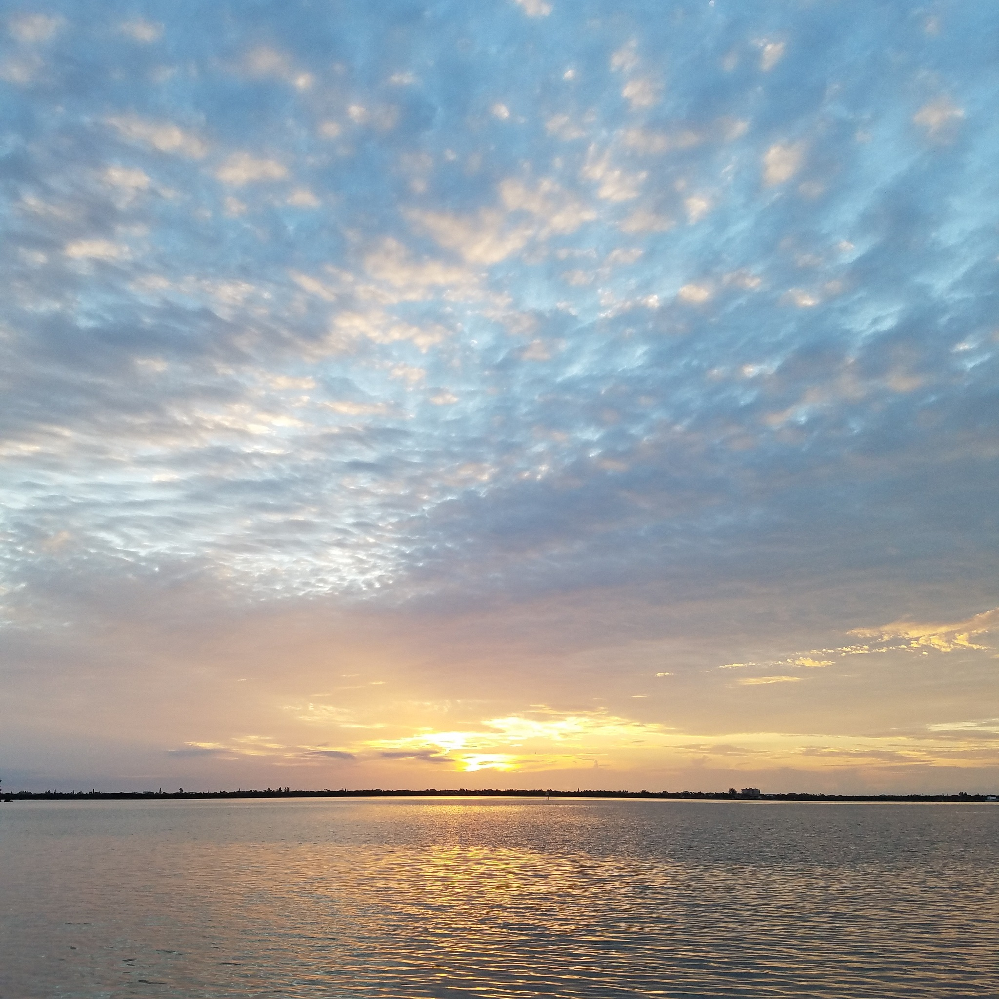 Indian River Sunrise by Dave