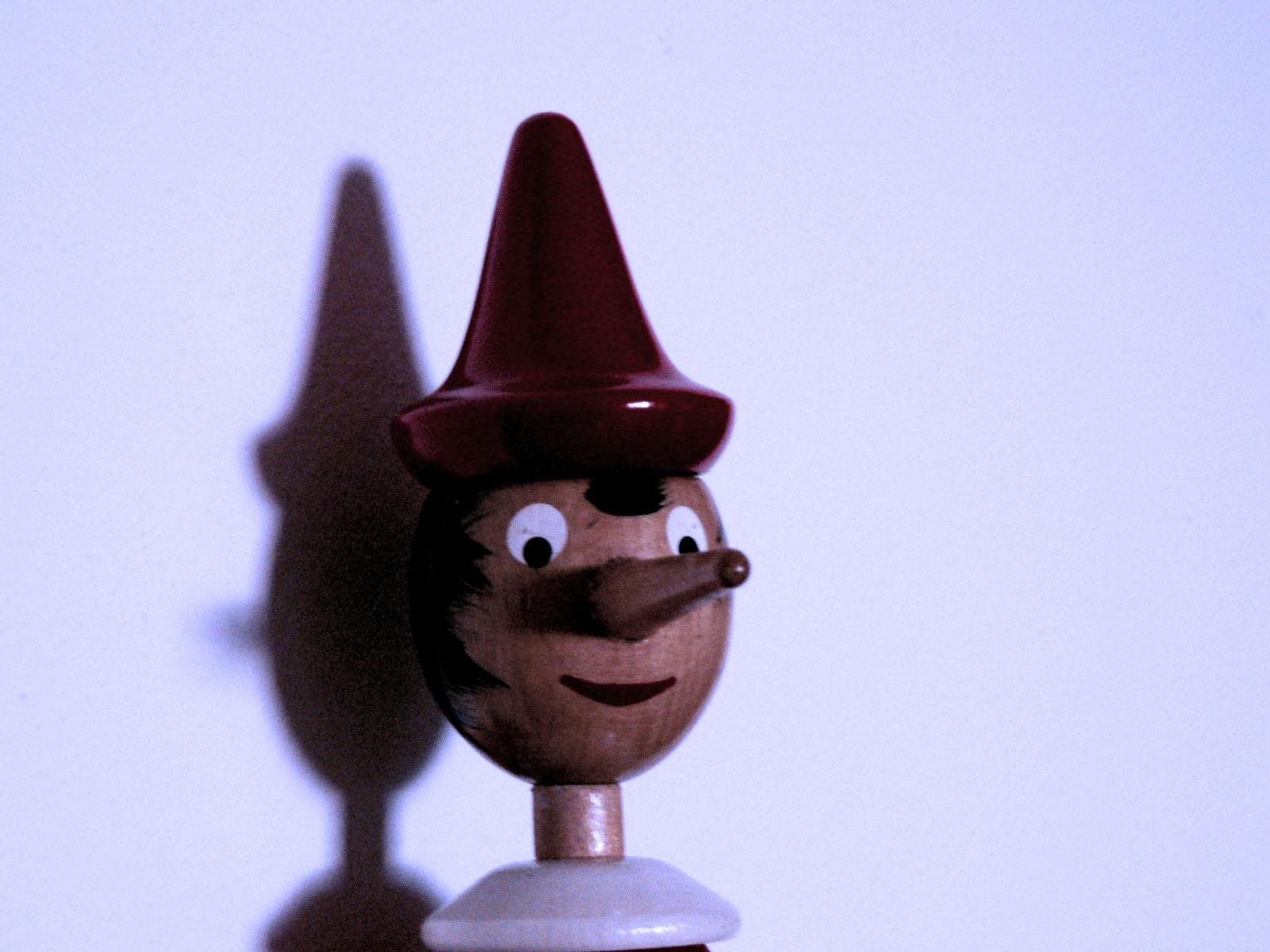 Pinocchio by Daniele Manca