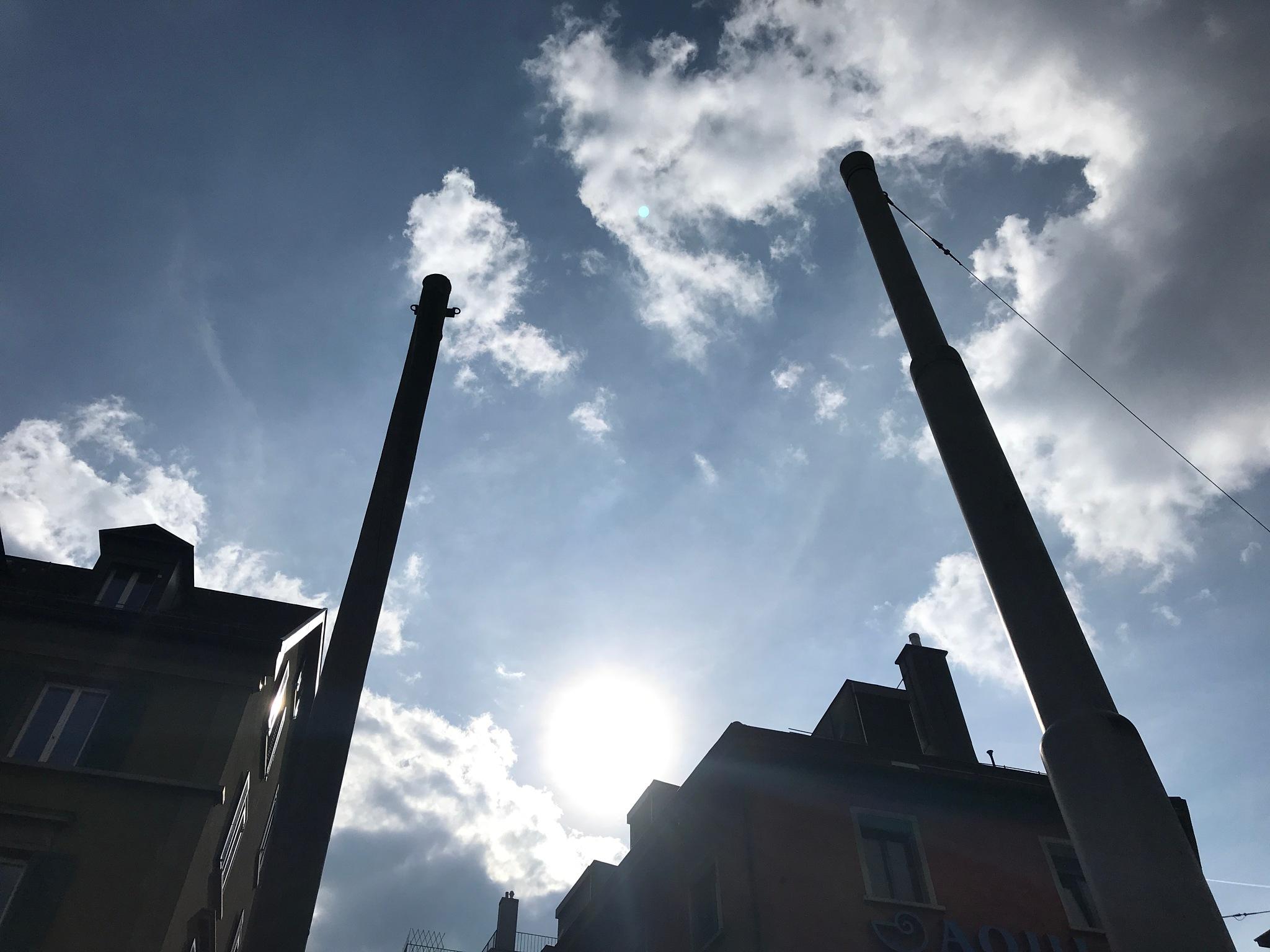 Sky Sticks  by Jäzzmin C.